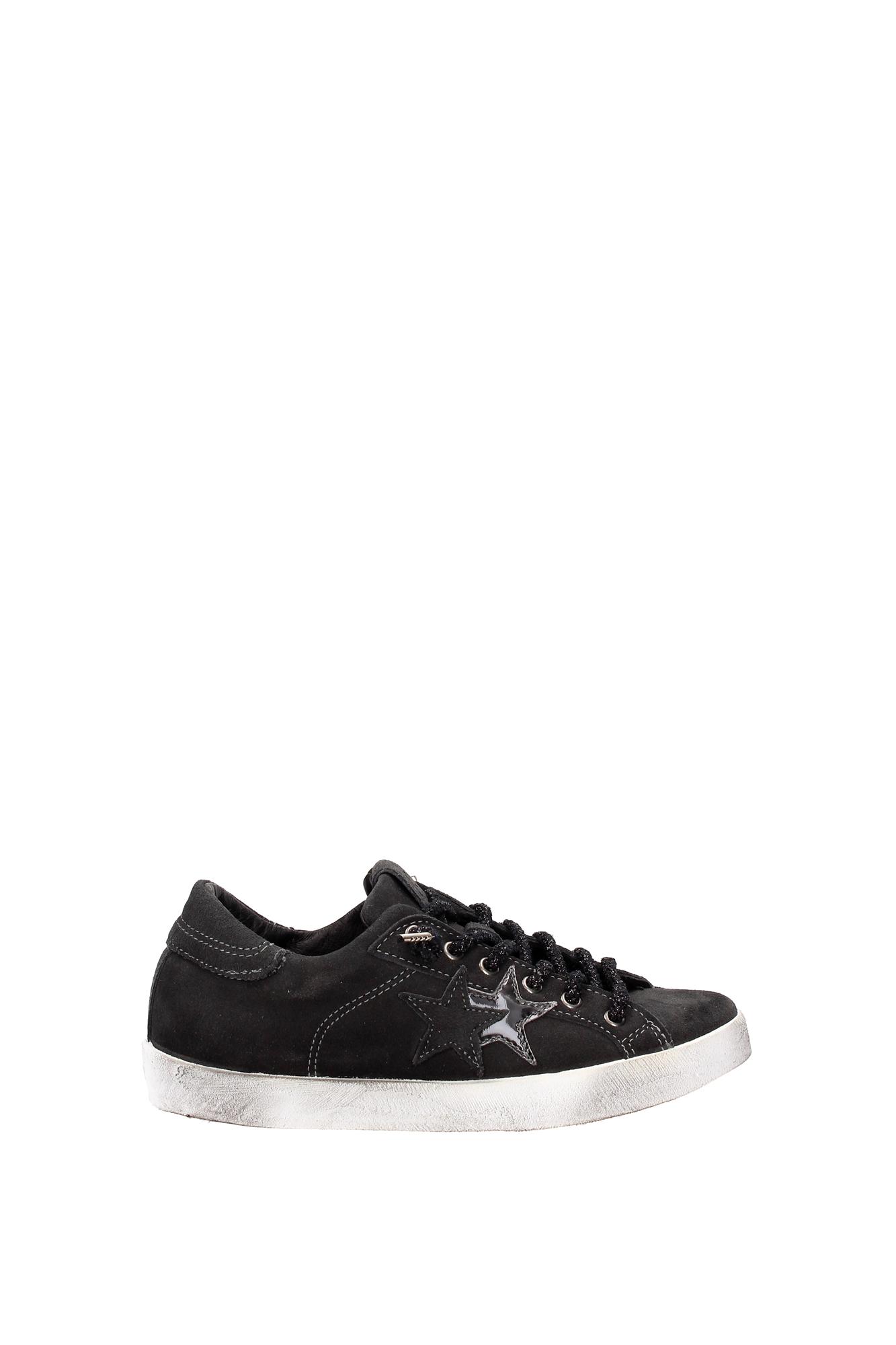 Sneakers 2star Damenschuhe Damenschuhe 2star - Camoscio (2S885ANTRACITE) 3832c0