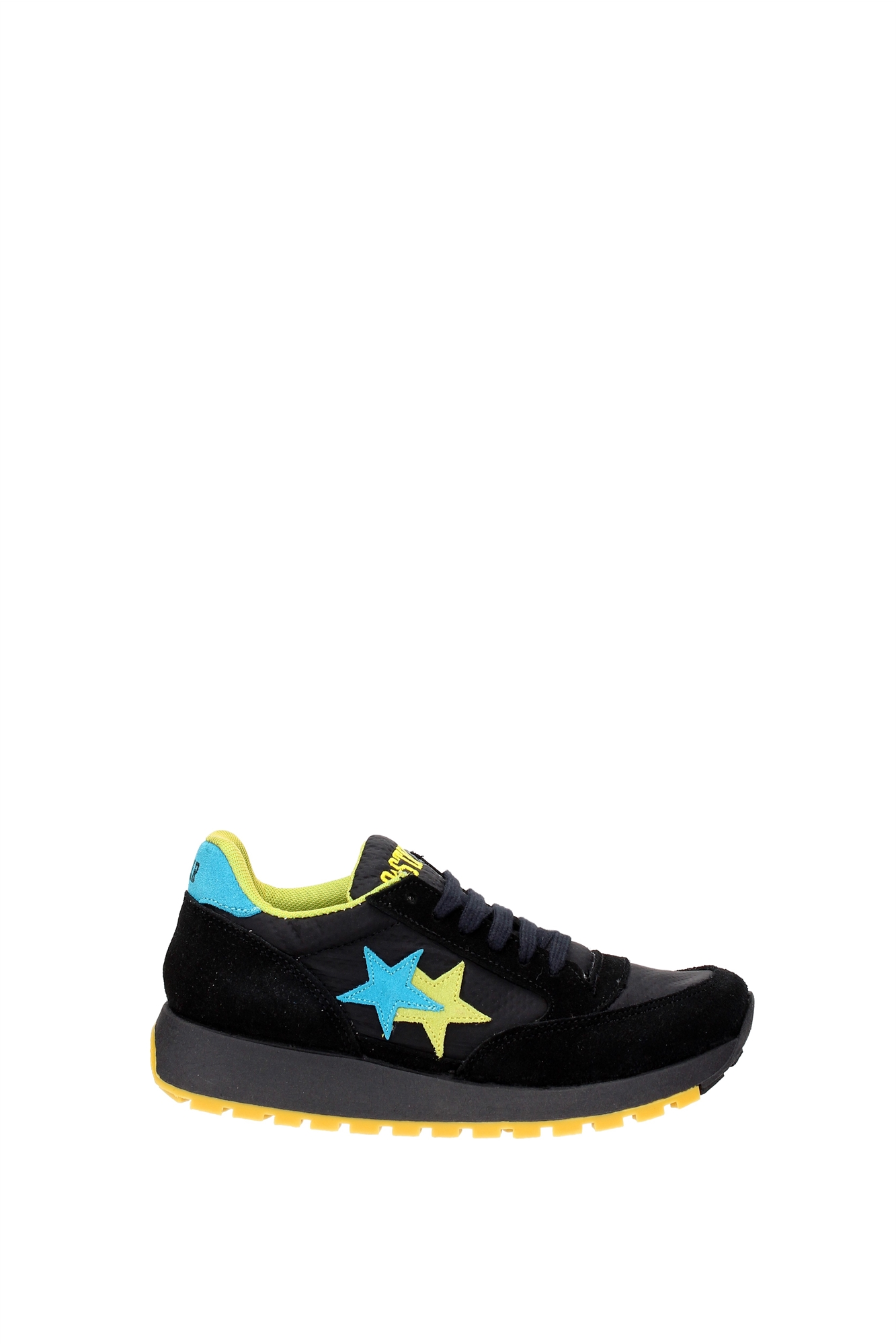 Sneakers 2star Damenschuhe - - Damenschuhe Camoscio (2SD1154NERO) 3274a7