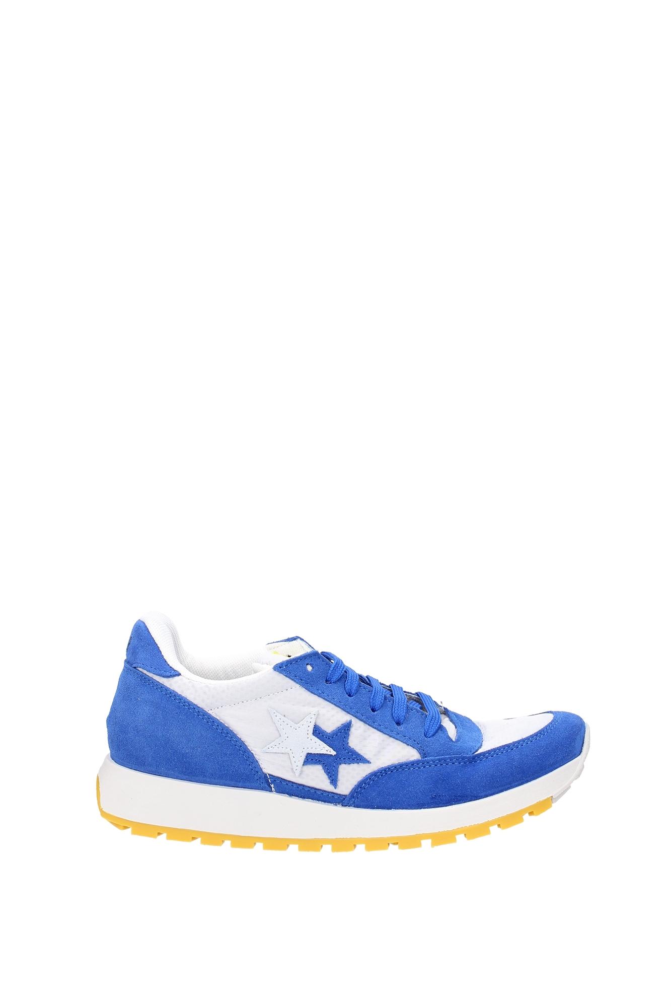 Sneakers 2star Uomo Uomo 2star - Camoscio (2SU1143GHIACCIOAZZURRO) 3e1cfc