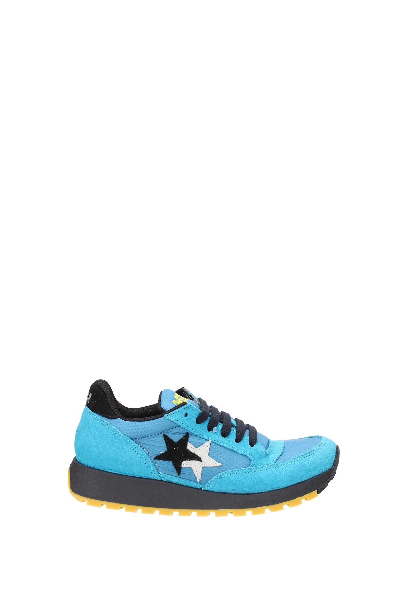 Sneakers 2star 2star Sneakers Damenschuhe - Camoscio (2SD1146TURCHESE) 4fe9f4