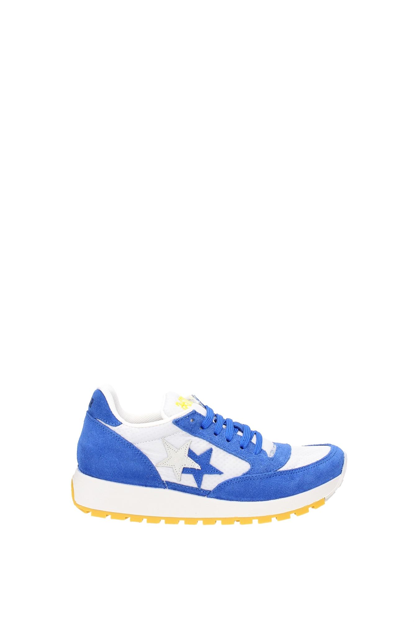 Sneakers 2star Damenschuhe - Camoscio Camoscio Camoscio (2SD1143GHIACCIOAZZURRO) 241028