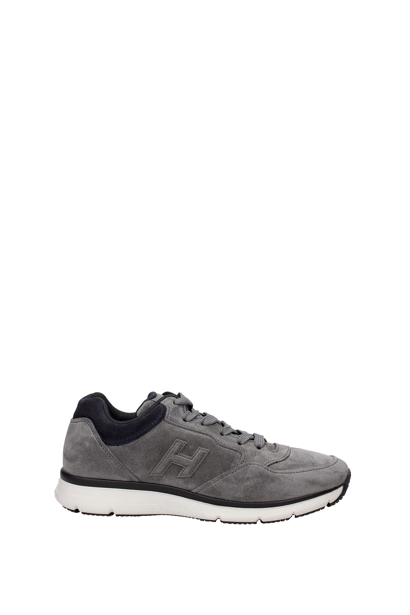 Sneakers Camoscio Hogan Uomo - Camoscio Sneakers (HXM2540S410E5U897L) 89f5f2