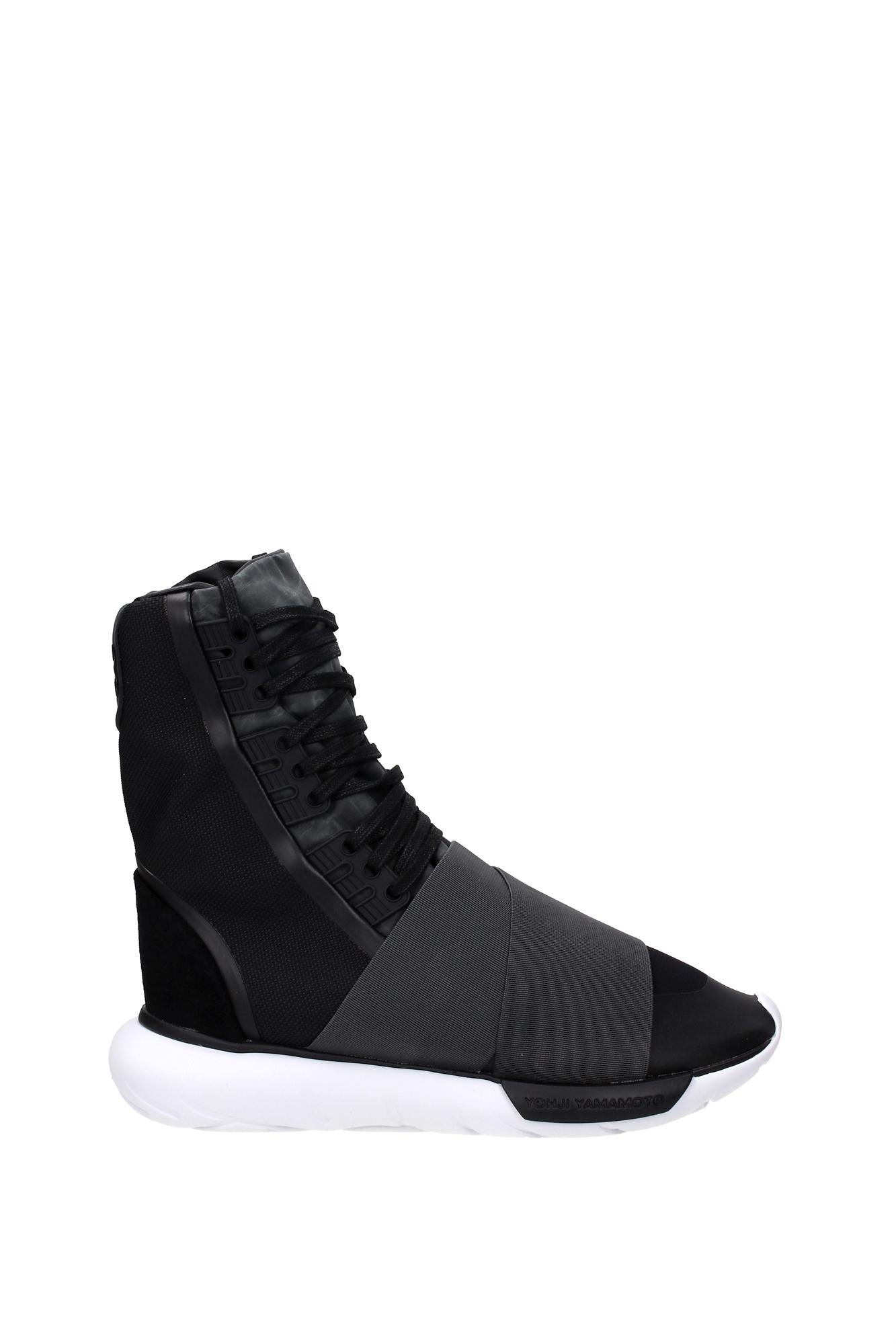 Sneakers Y3 Yamamoto      - Tessuto (BB4803Y3QASABOOT)   Mode    Dans De Nombreux Styles    En Gros    Qualité Et Quantité Assurée    Authentique  672140