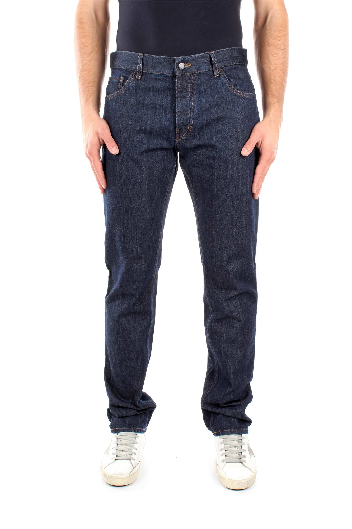Jeans-Prada-tight-fit-Uomo-GEP110BLEULIGHT