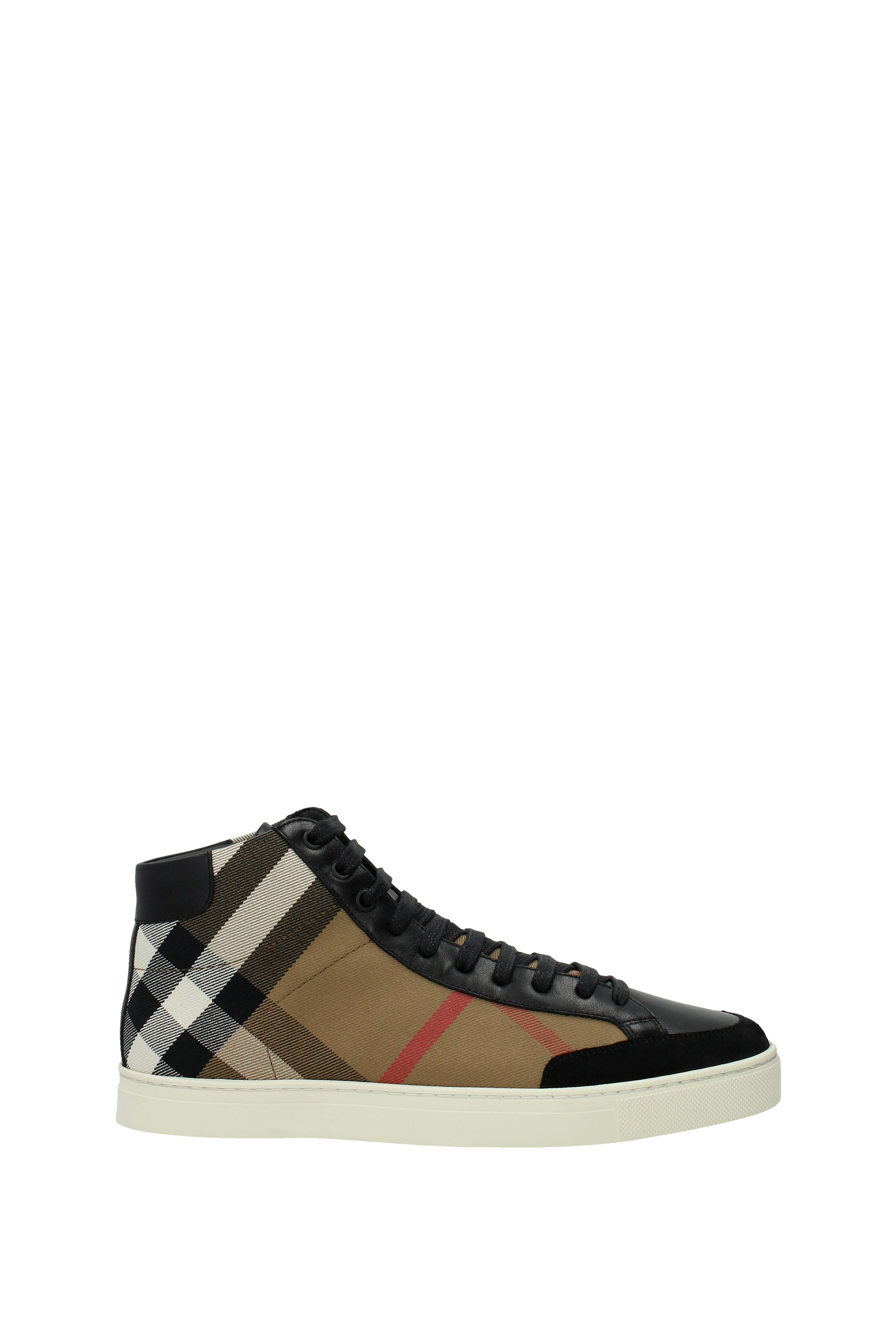 Sneakers Burberry Burberry Burberry hombre - Tessuto (406056) 590021
