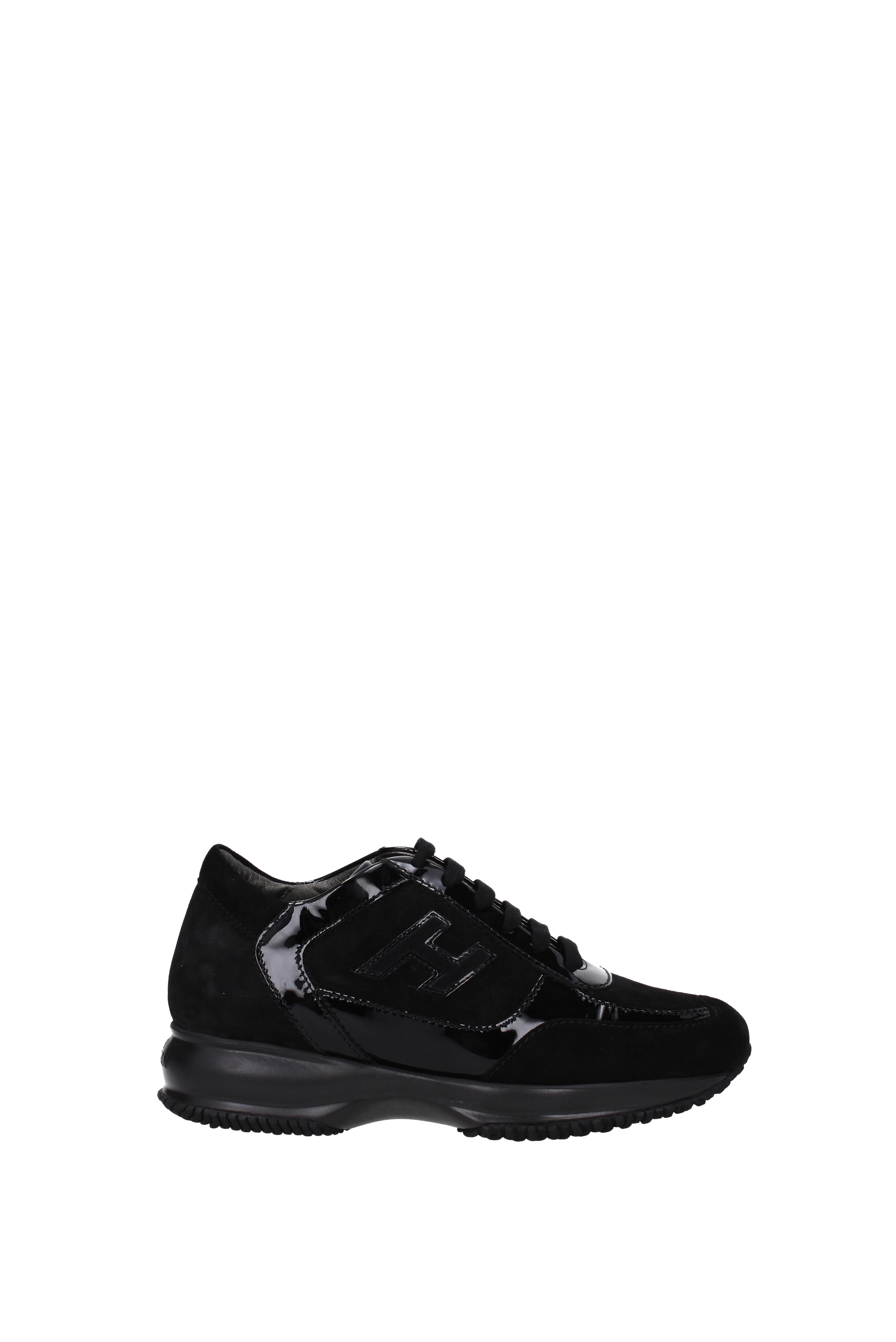 Sneakers Hogan interactive Donna - Camoscio (HXW00N02852IU3)