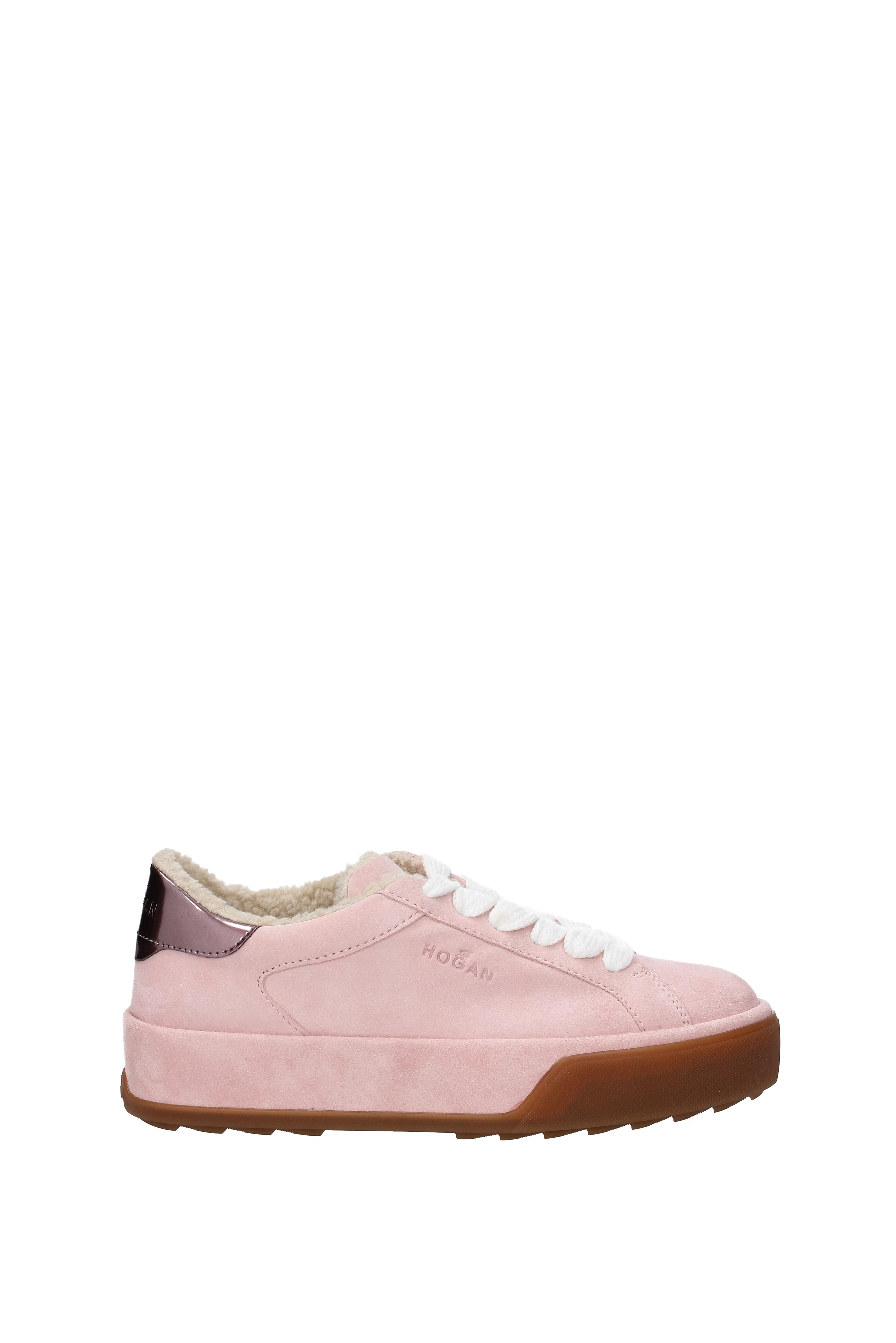 Alta qualit Sneakers Hogan Donna Camoscio HXW3200J4301SG vendita