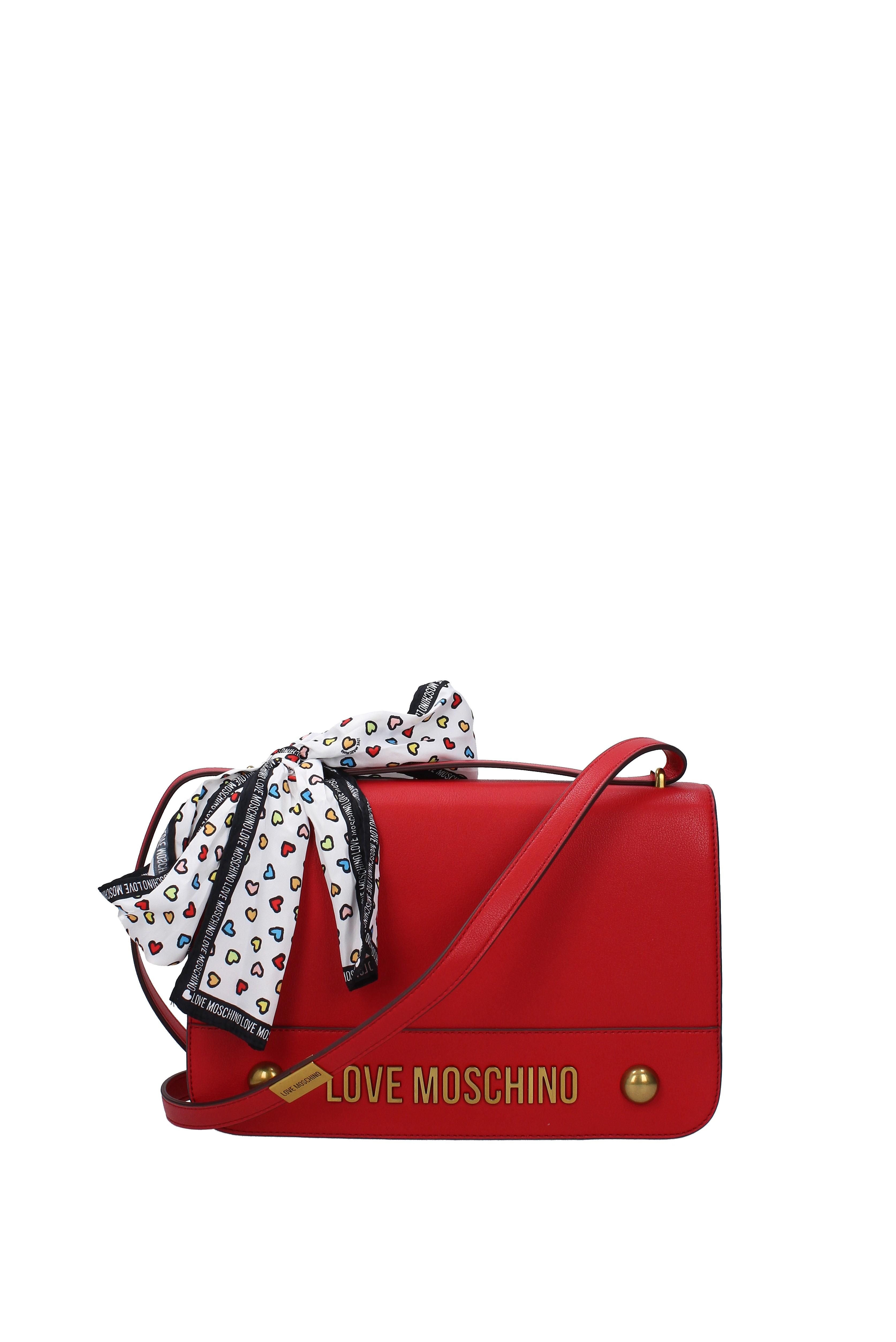 Moschino Borse jc4347pp05k60 Tracolla Love Donna A Poliuretano 1ttrz ... 54b2dc68b12