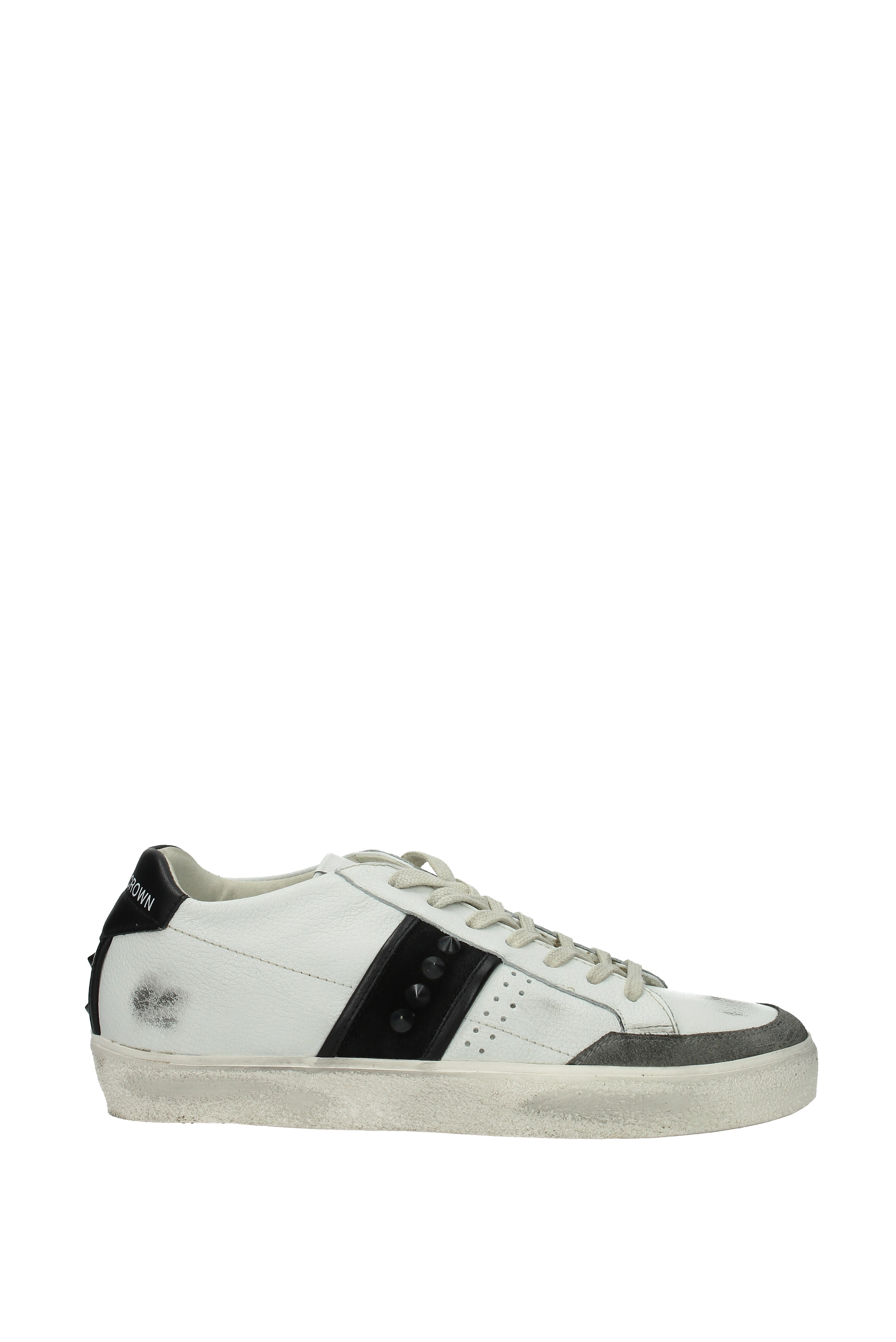 Sneakers Leather Crown hombre - Pelle (MCL1782) (MCL1782) (MCL1782) 769761