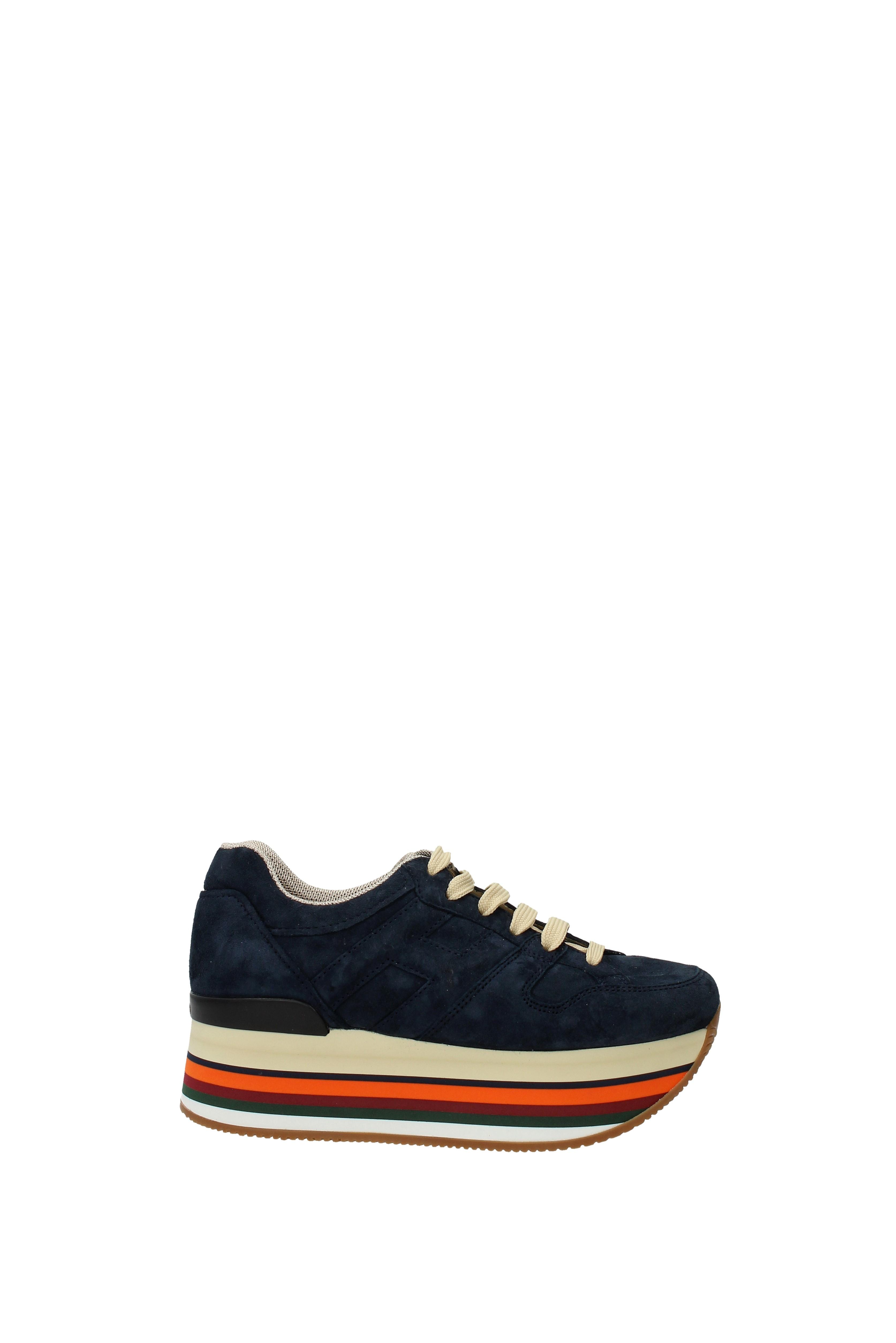 Alta qualit Sneakers Hogan Donna Camoscio HXW2830T543CR0 vendita -  mainstreetblytheville.org cdd5ed470c9