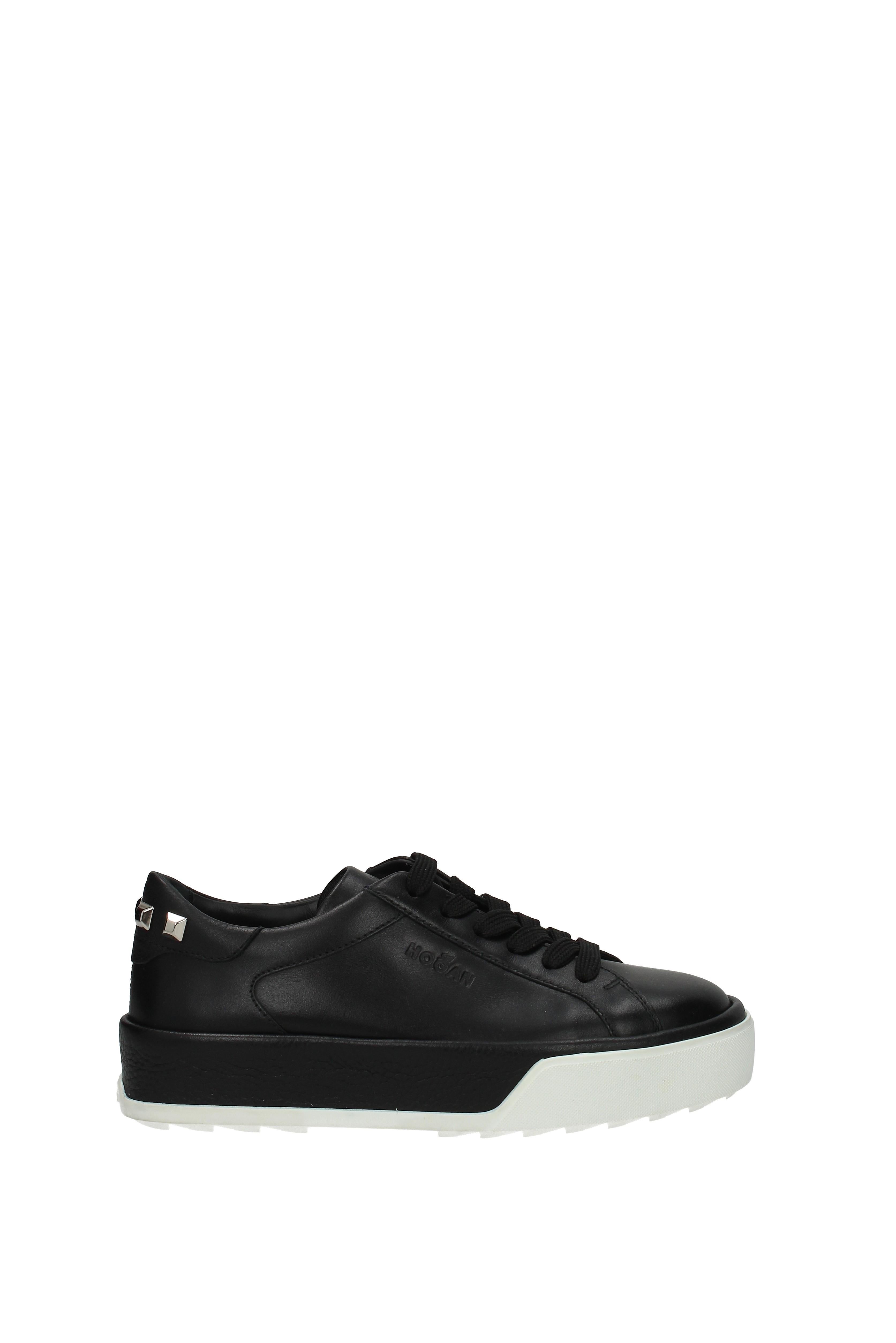 Sneakers Hogan Damenschuhe - Pelle Pelle - (HXW3200J020HNY) d9e331