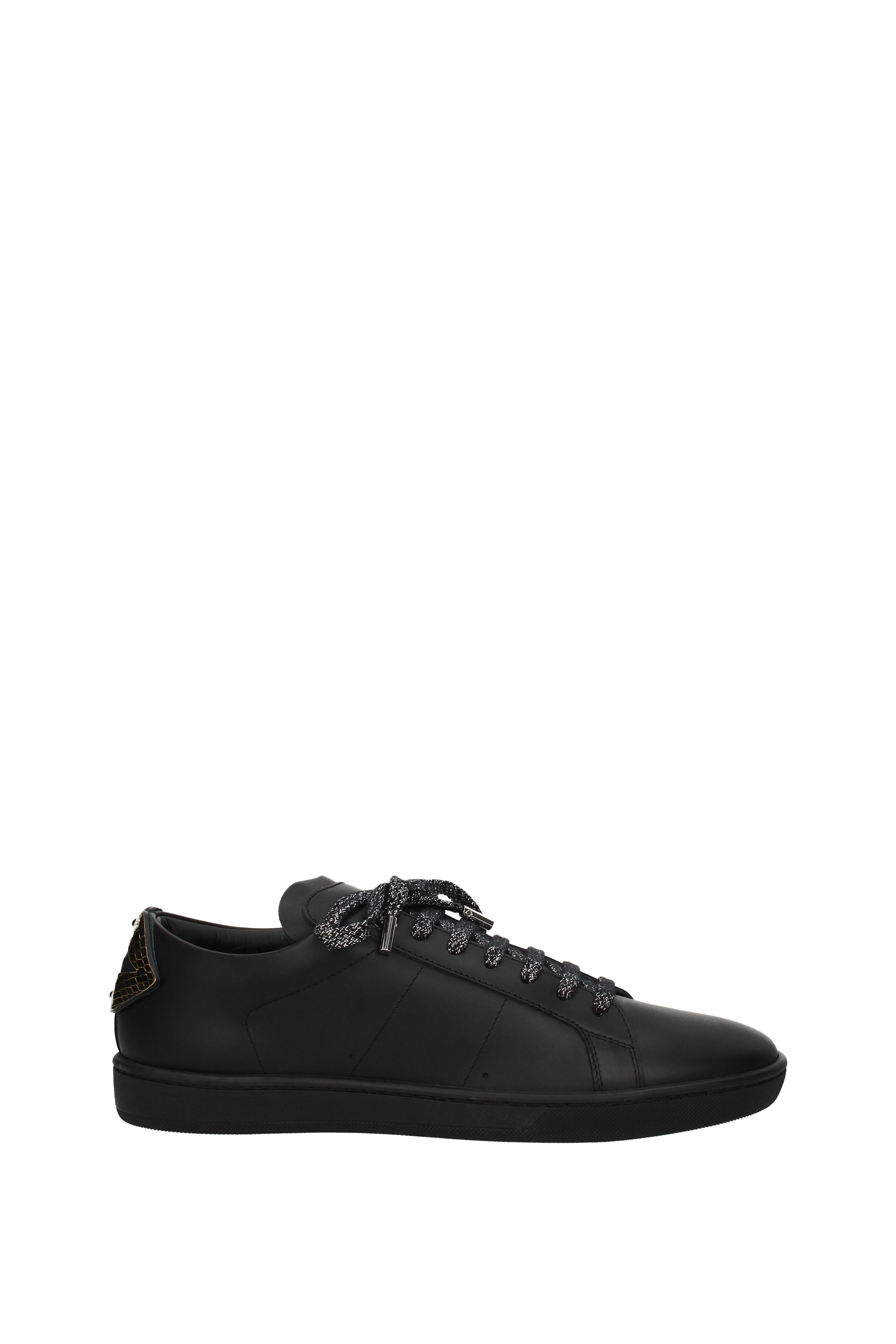 Sneakers Saint Saint Saint Laurent hombre - Pelle (485275EXV60) eabc06