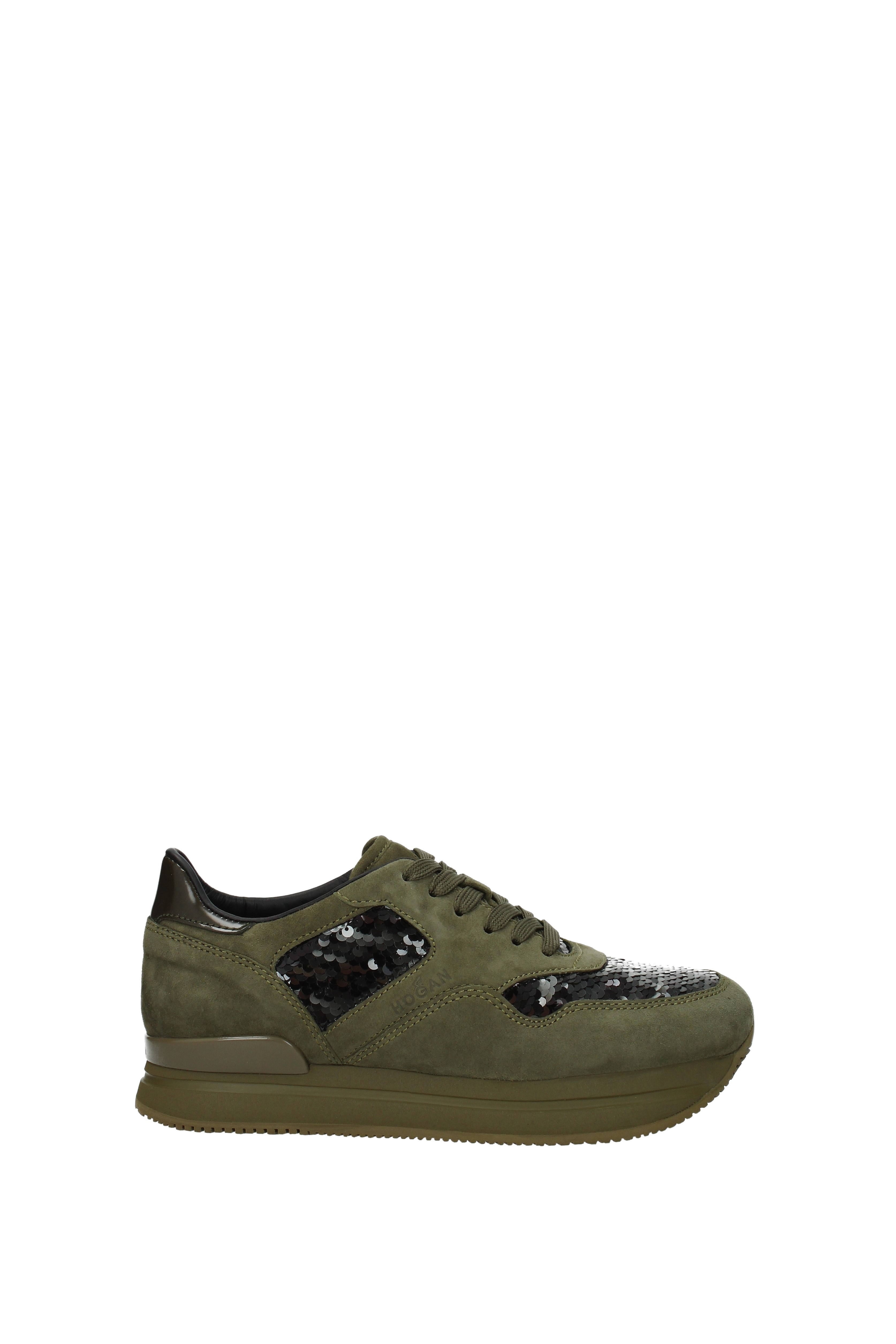 Alta qualit HXW2220N622H6P Sneakers Hogan Donna Camoscio HXW2220N622H6P qualit vendita 2e42ef