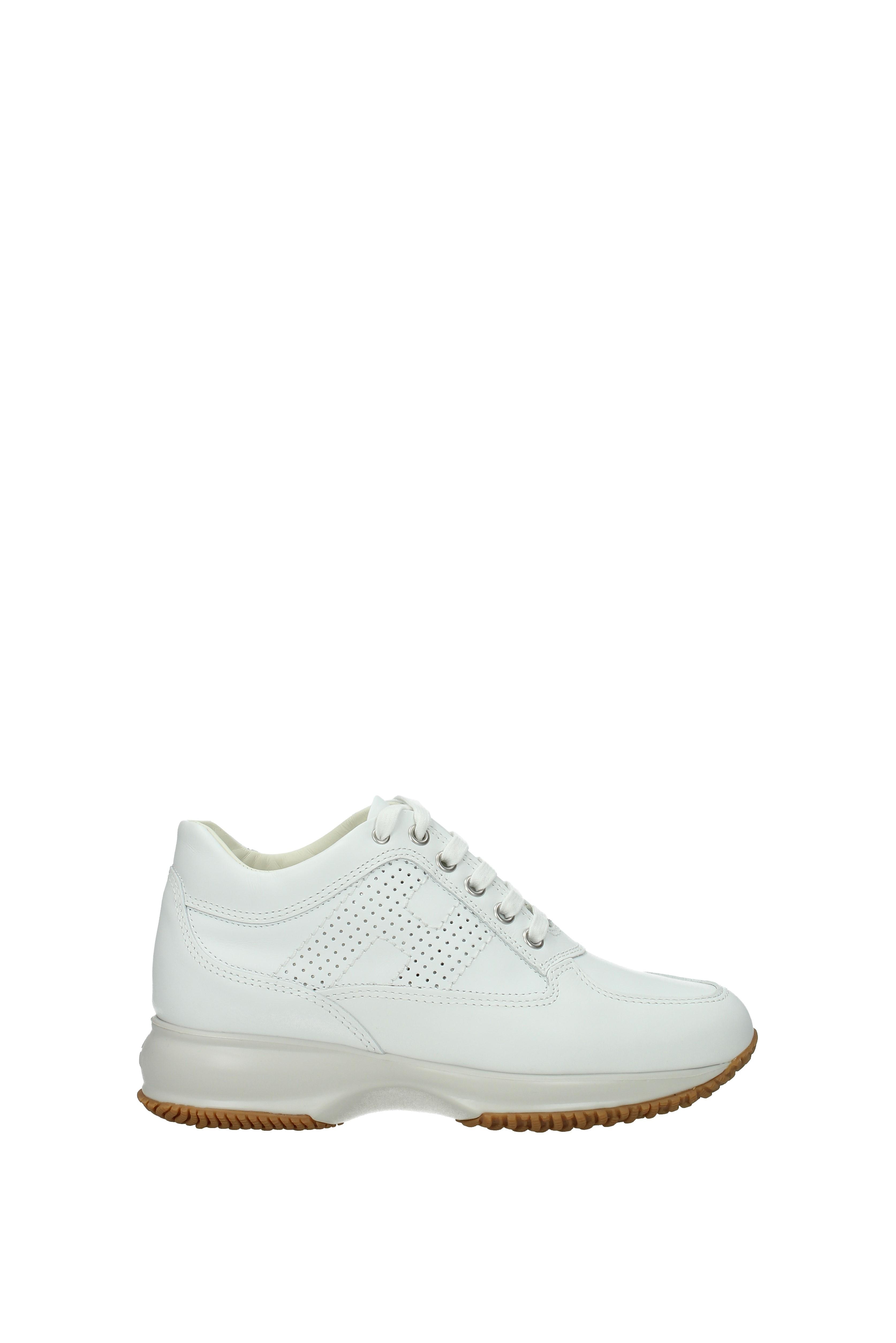 Sneakers Hogan interactive Donna Pelle HXW00N00E30KLA
