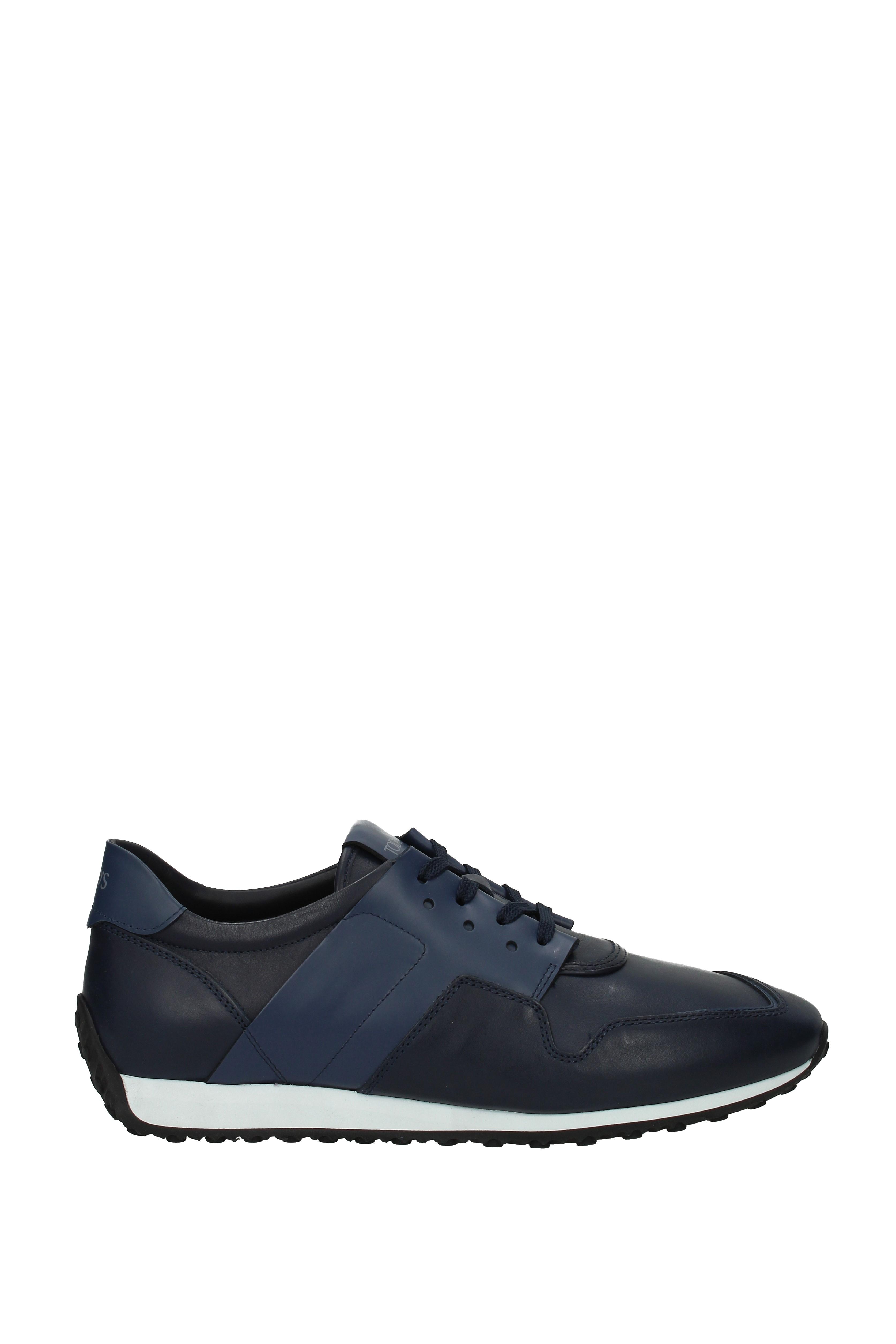 Sneakers-Tod-039-s-Uomo-Pelle-XXM70A0W900IPC