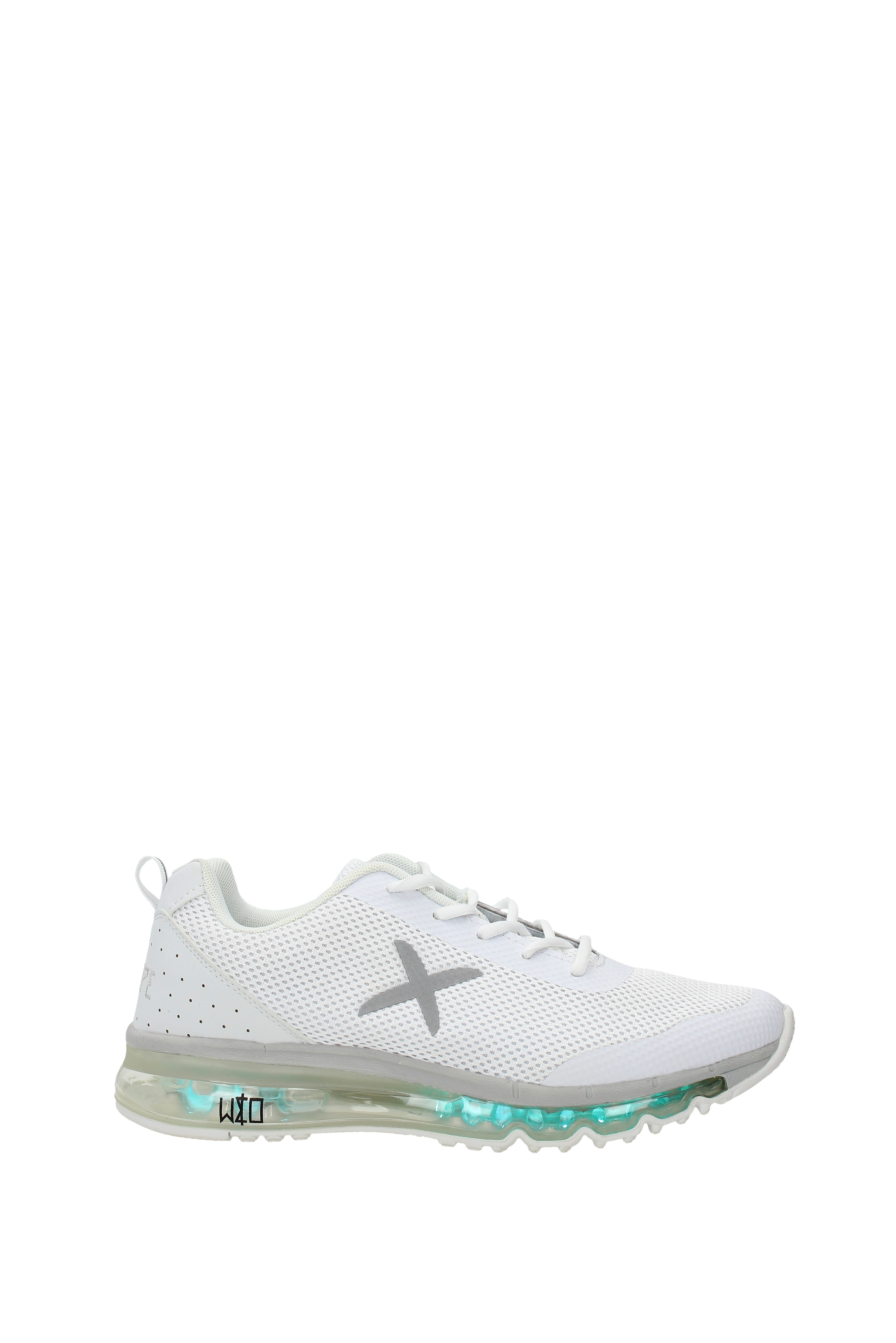 big sale 86b2a 92b18 ... Sneakers Wize and Ope led Zapatos x-run hombre - - - Tessuto (EARTHMADE