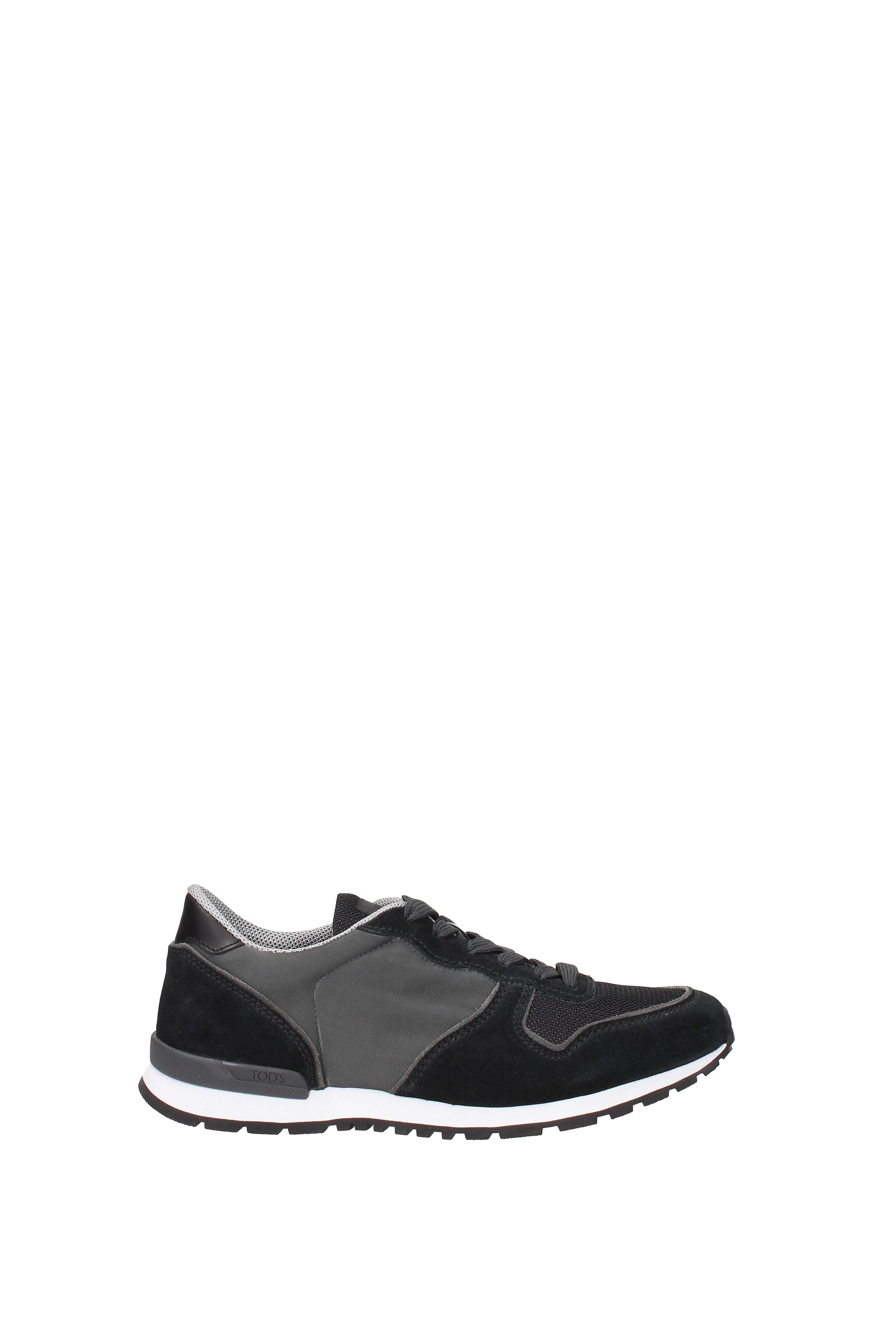 Sneakers-Tod-039-s-Uomo-Tessuto-XXM0VJ0L8108PH