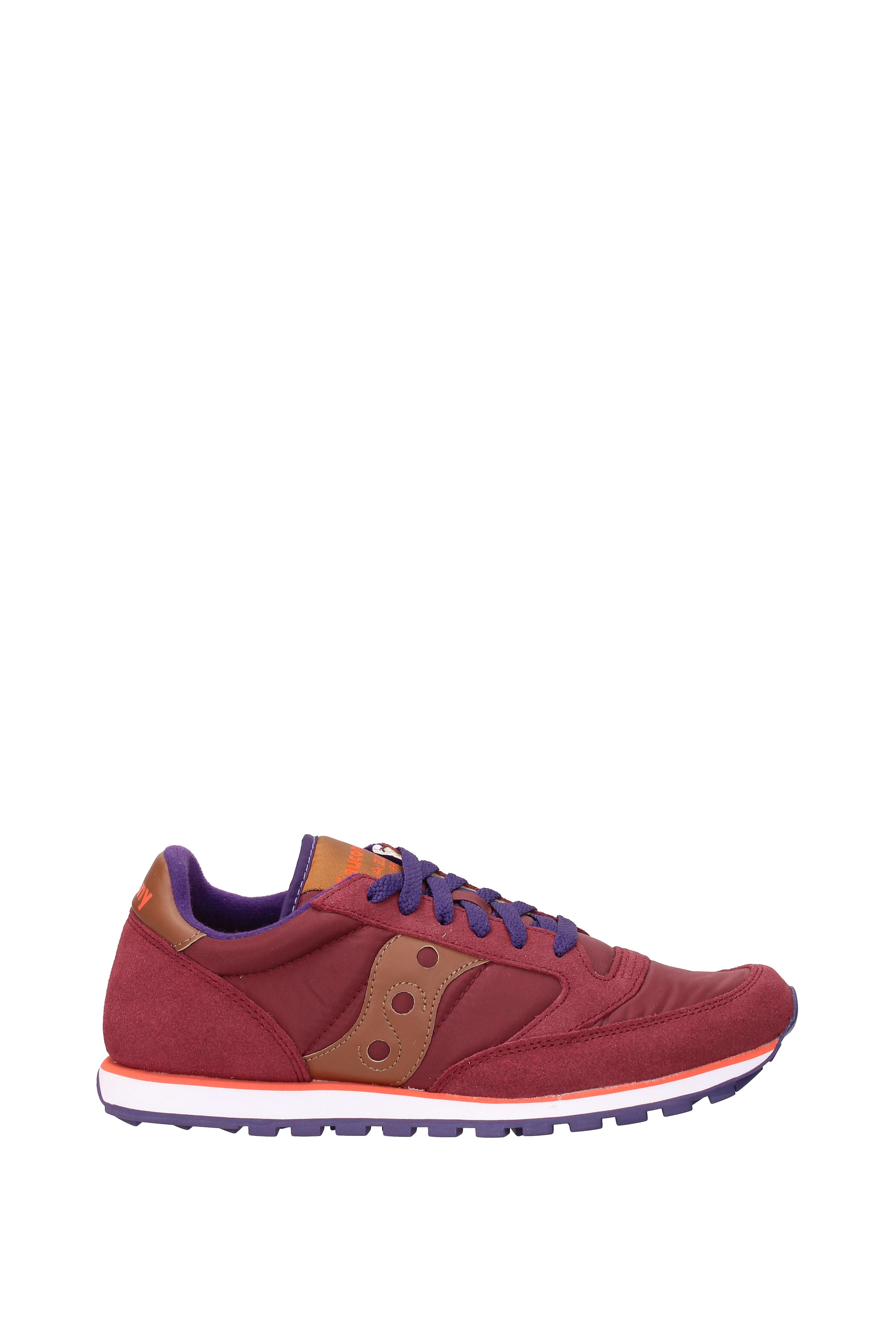 Sneakers Saucony jazz lowpro Uomo Tessuto S2866