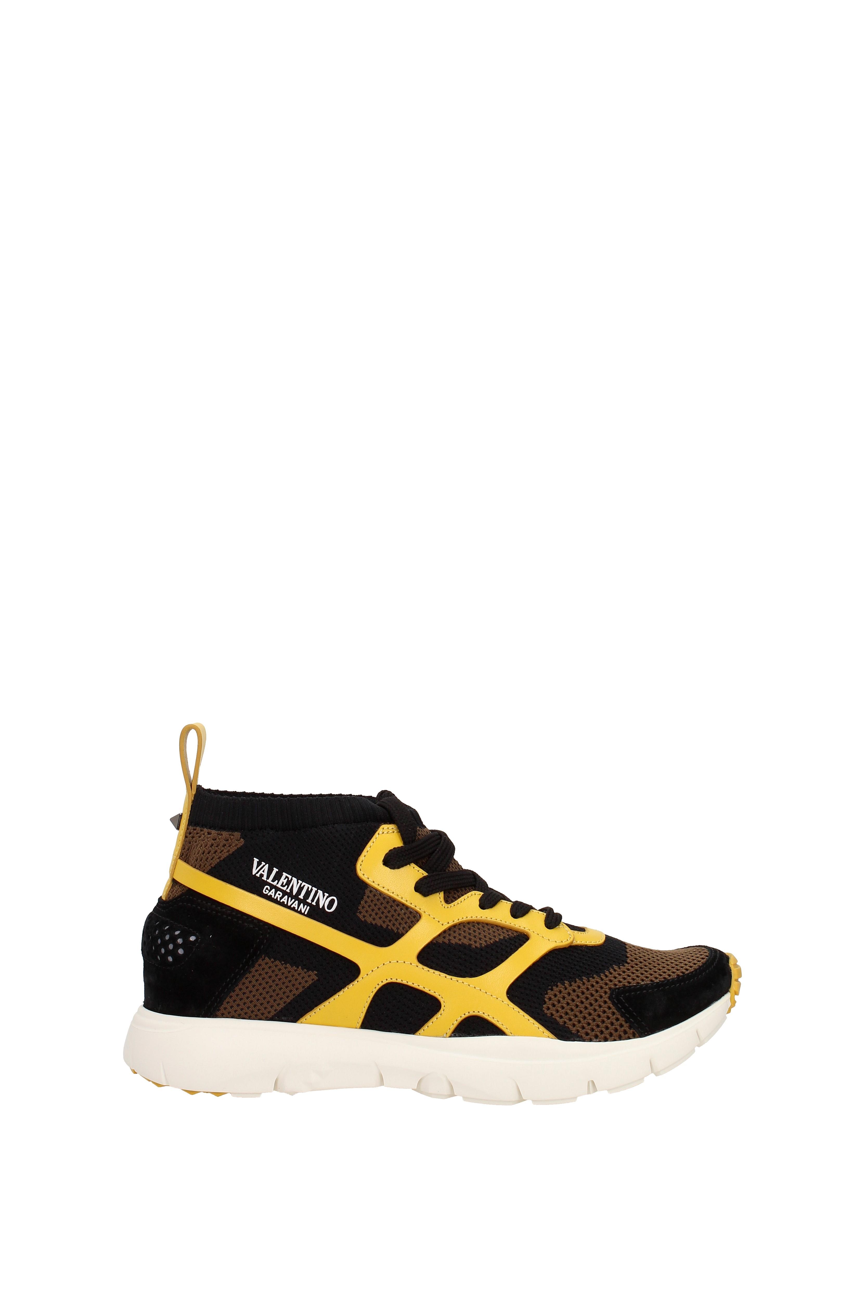 Scarpe da ginnastica Valentino Garavani Garavani Garavani Uomo - Tessuto (2S0A57GHB) 88e167