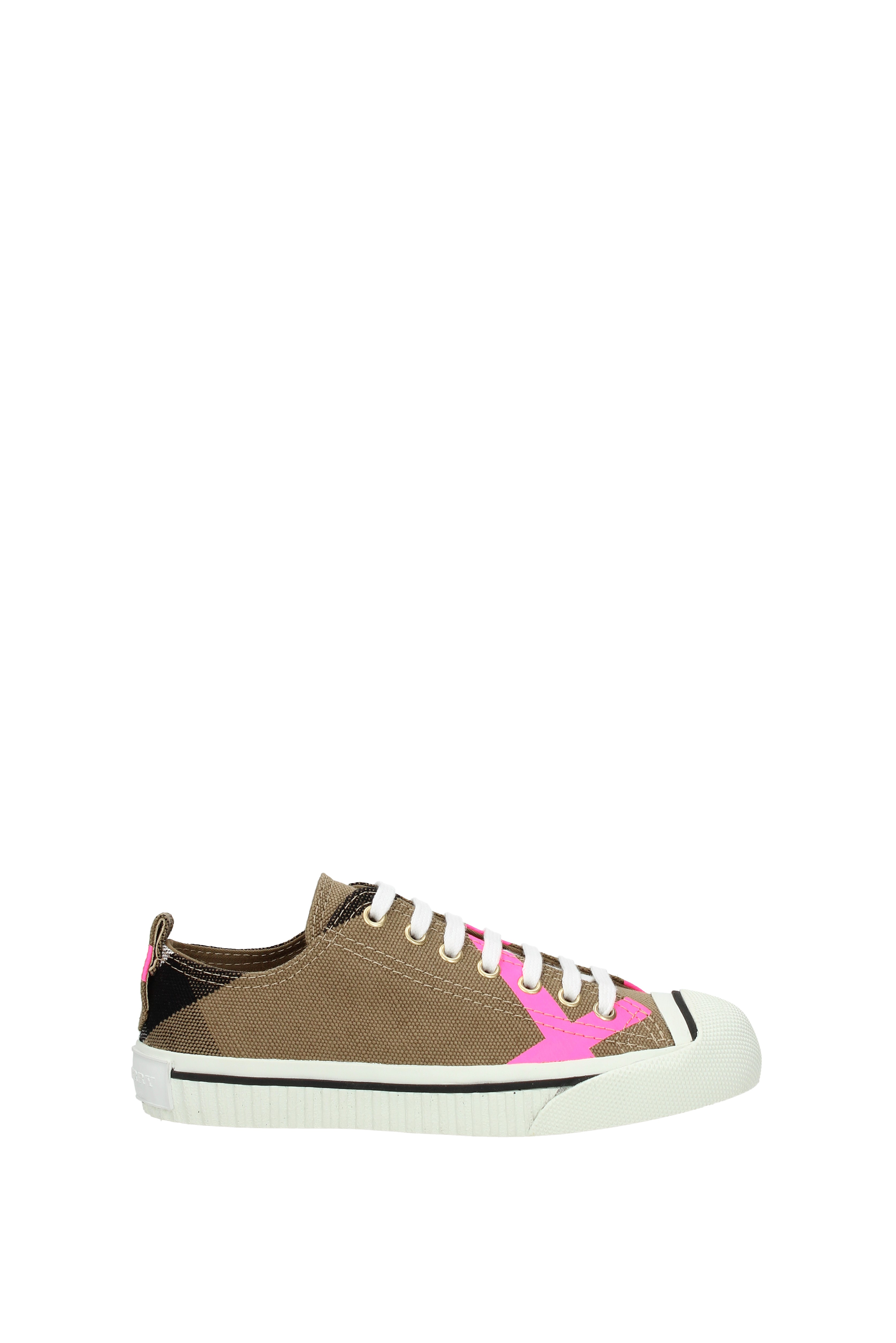official photos fddd5 694a2 ... Sneakers Burberry Burberry Burberry - Tessuto (406635) a9d889