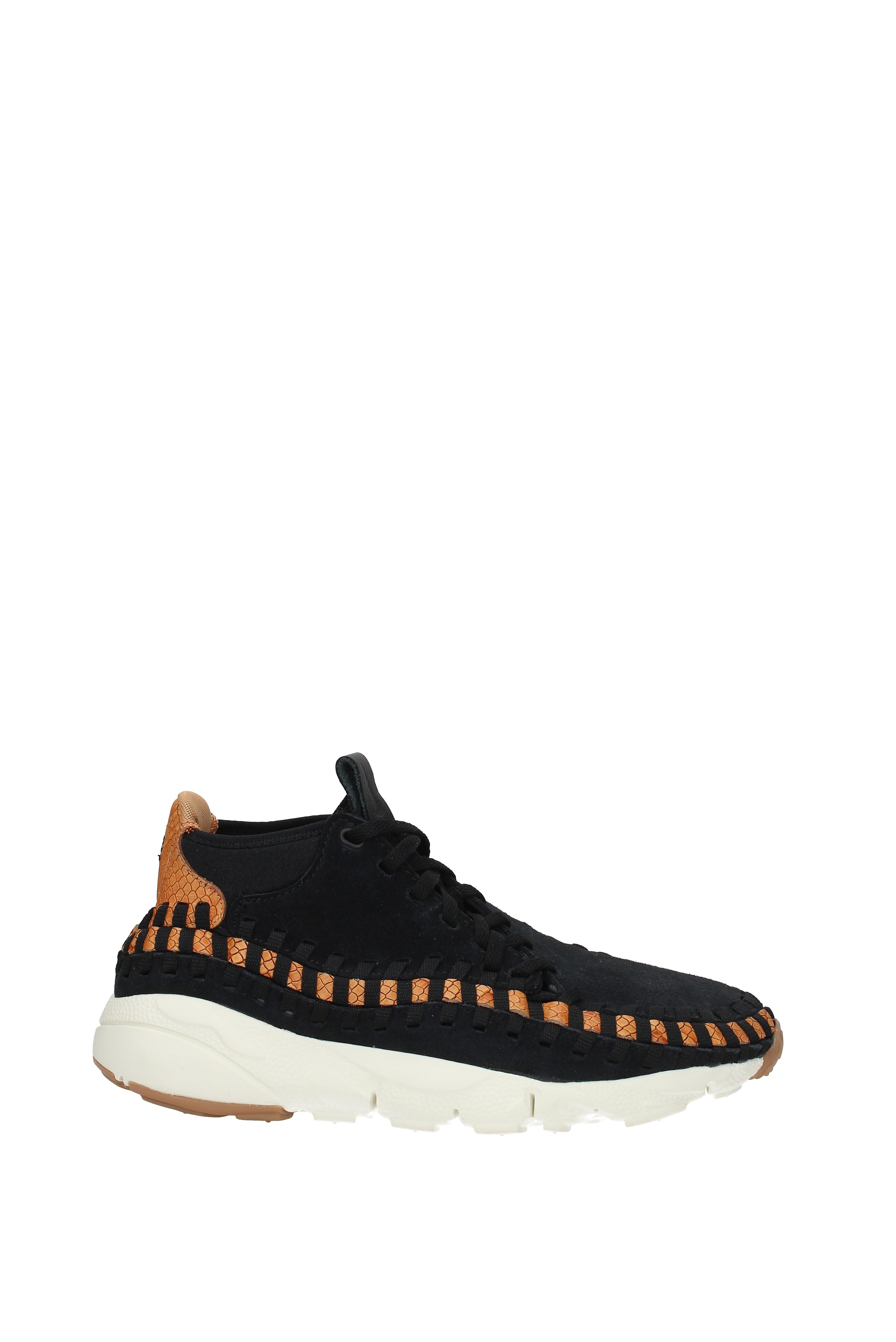 more photos 85540 8489a ... Sneakers Nike air air air footscape woven chukka prm Uomo - Camoscio  (446337) 2285ef