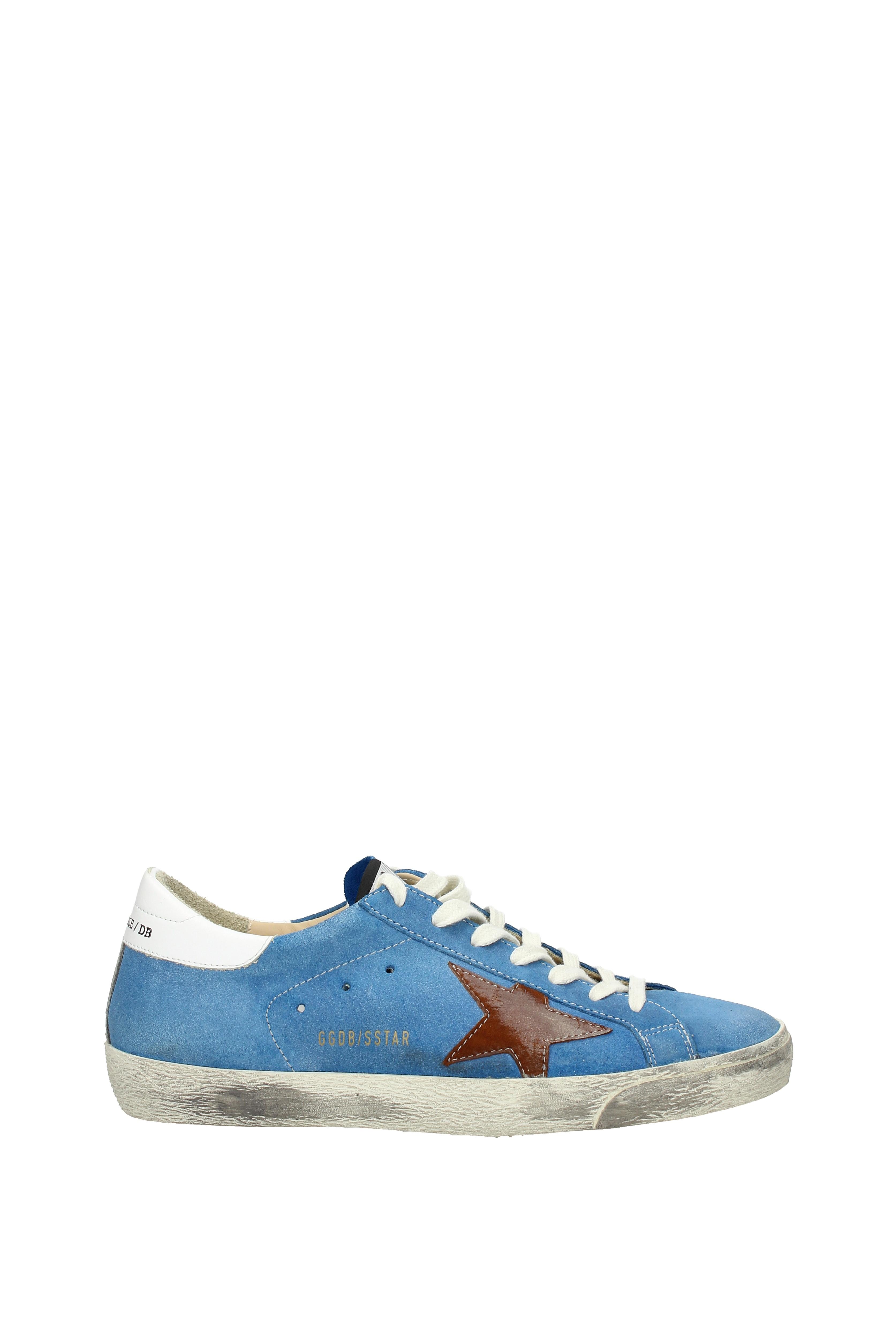 Sneakers Golden Goose superstar   - Camoscio Camoscio - (CAMOSCIOCAMOSCIOG32MS590) a6f6d0