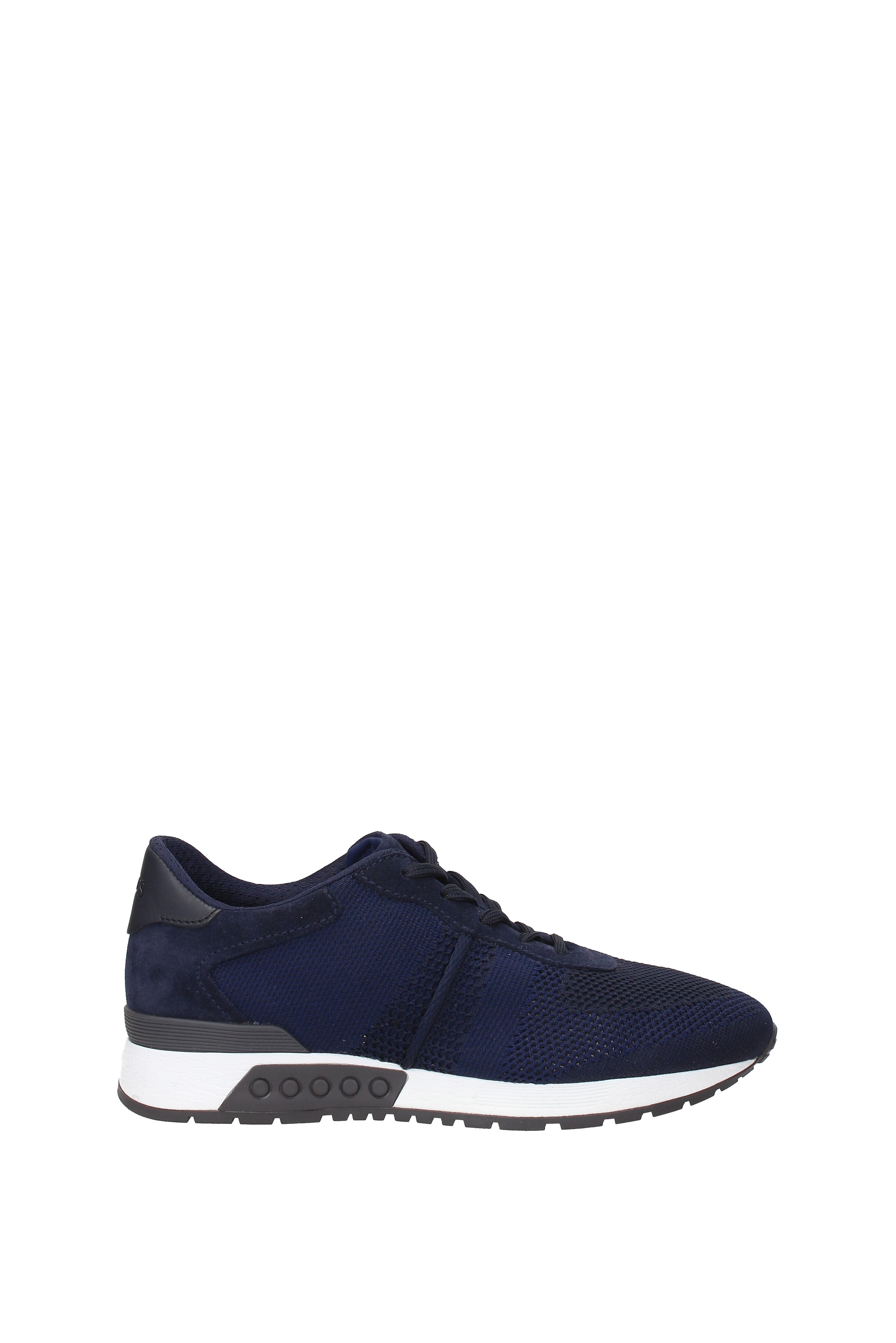 Sneakers-Tod-039-s-Uomo-Tessuto-XXM15A0S5801BJ