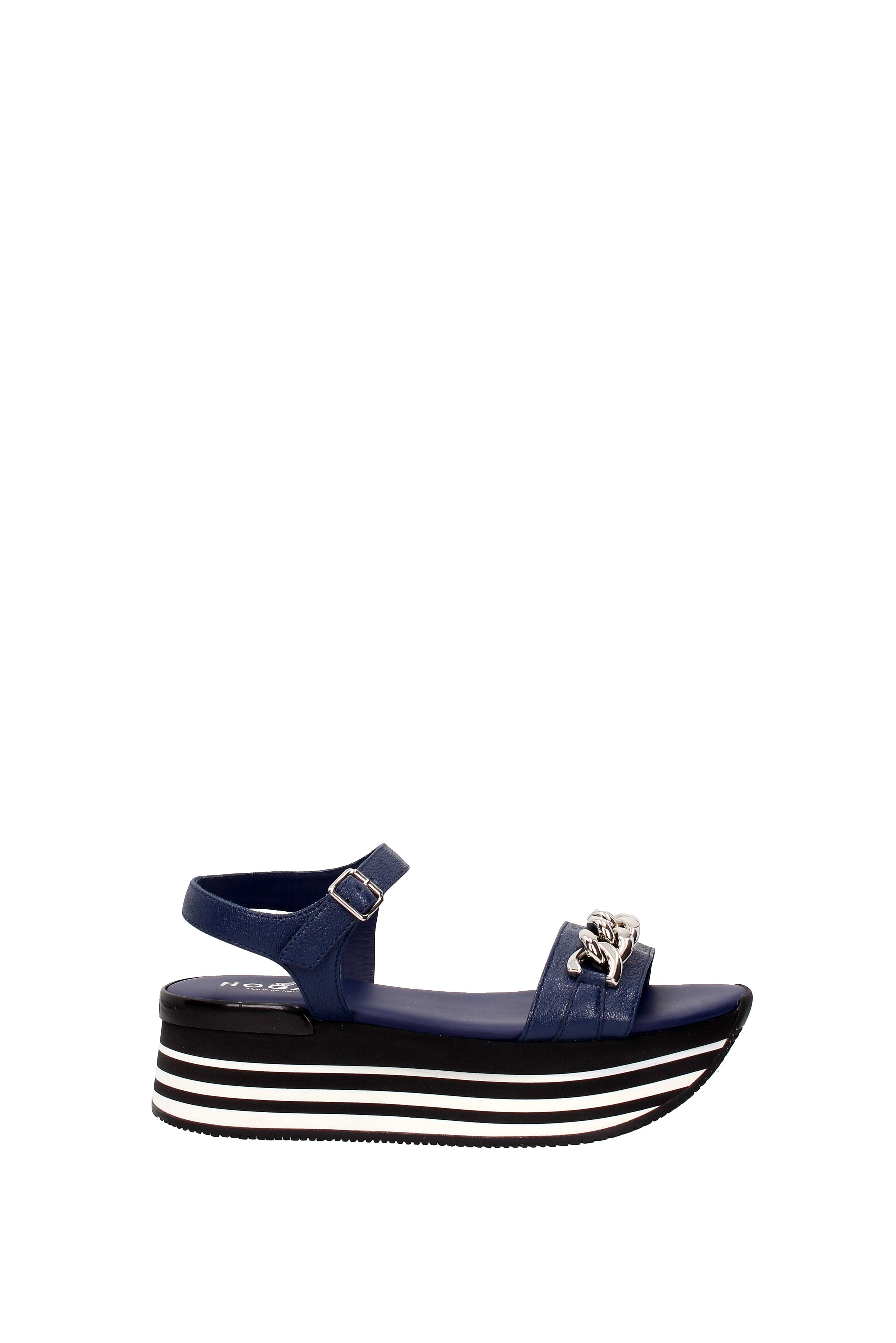 Alta qualit Sneakers Hogan Donna Pelle HXW2940Y060BUV vendita