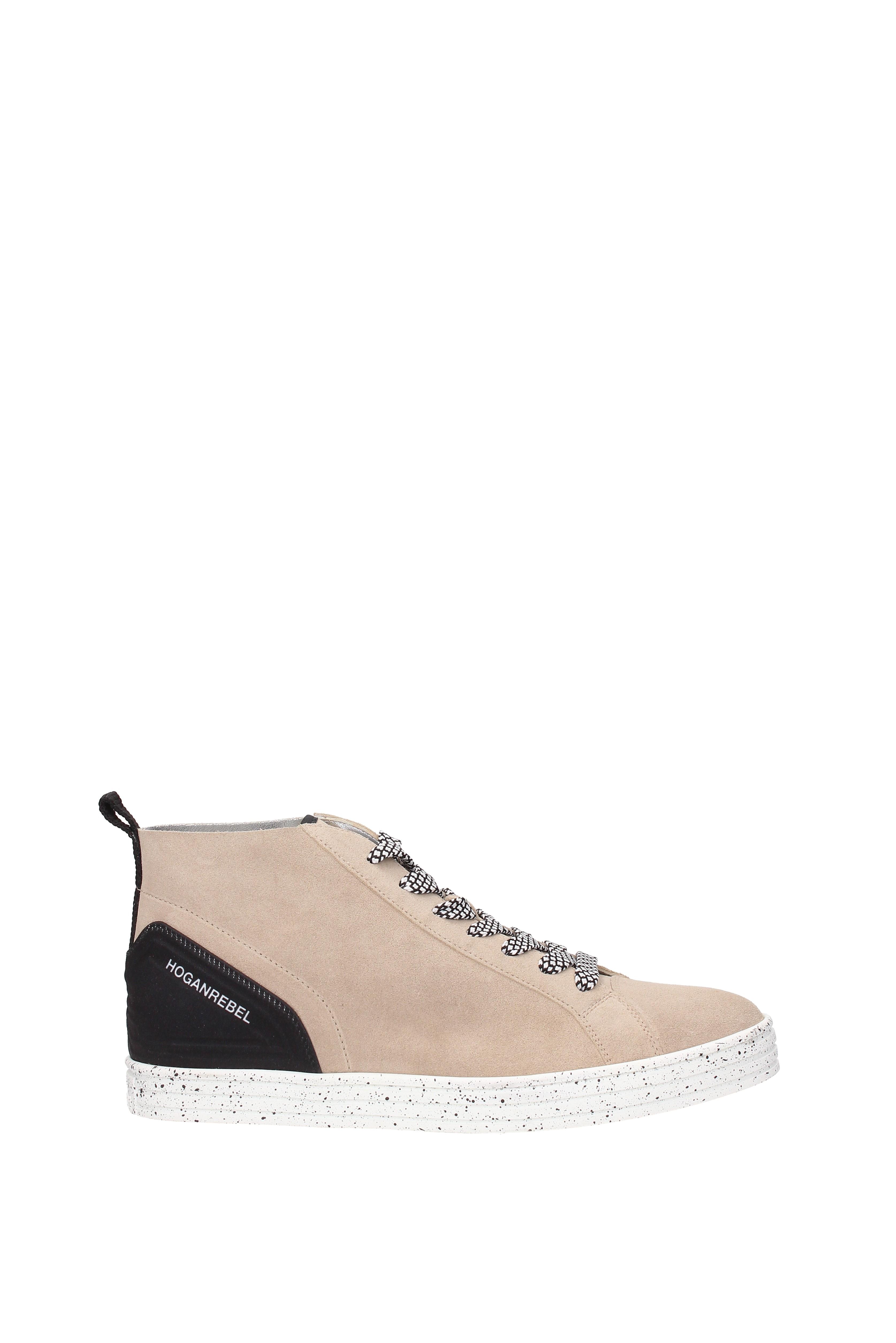 Sneakers Hogan rebel Donna Camoscio HXW1820X420FFY