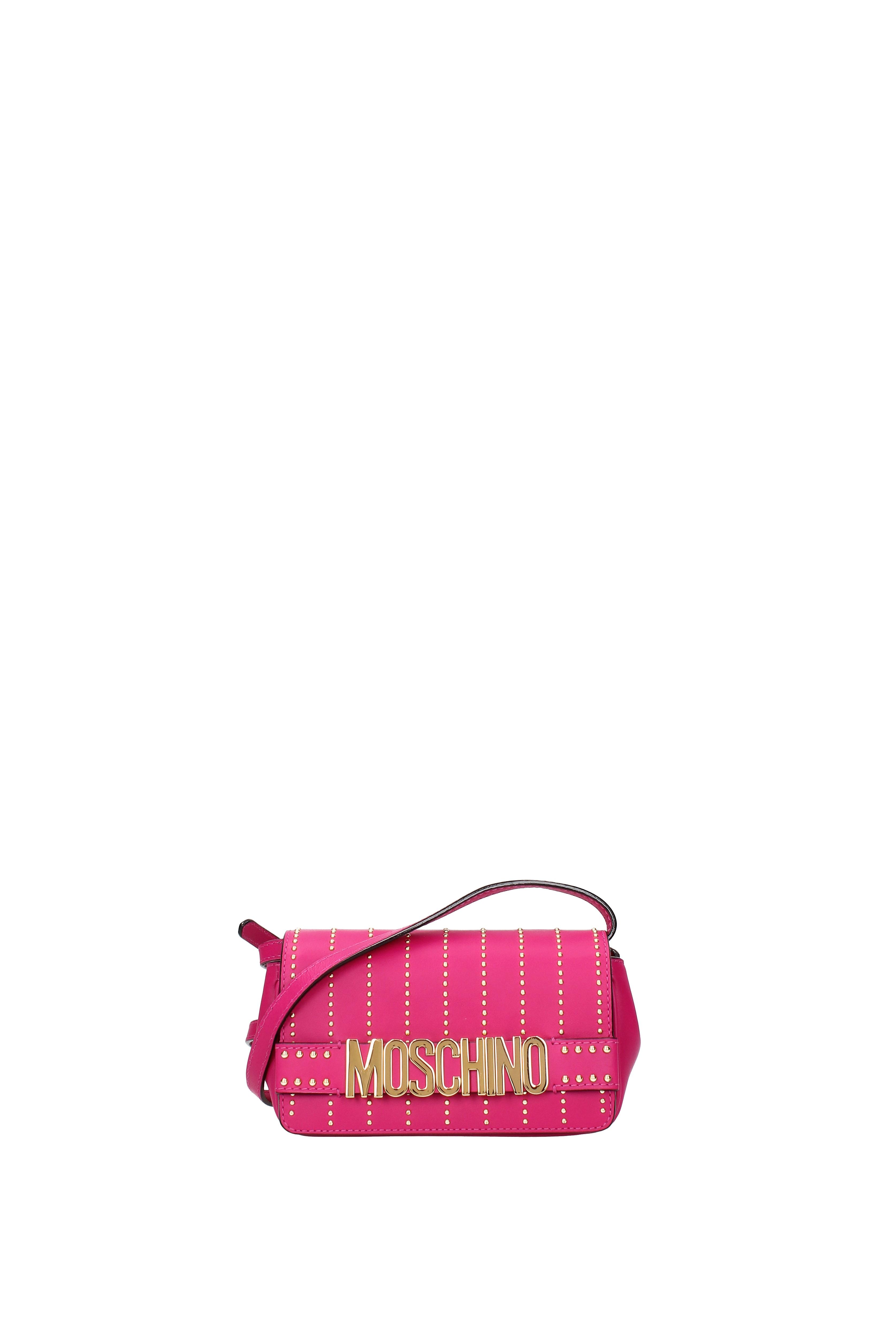 Borse-a-Tracolla-Moschino-Donna-Pelle-74938001