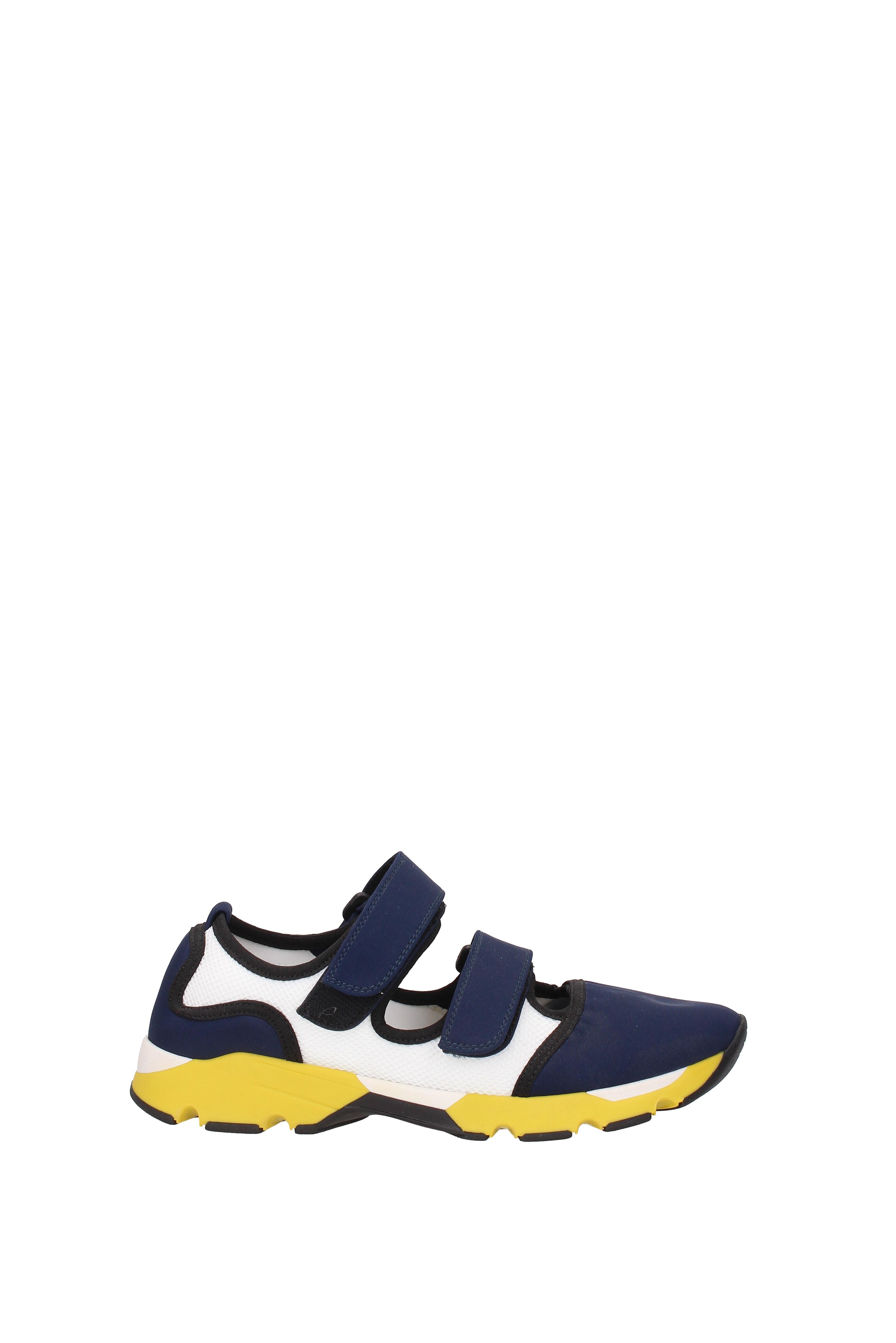 Sneakers Marni Donna - - Donna Tessuto (SNZWS01G02TCR86) eddf73
