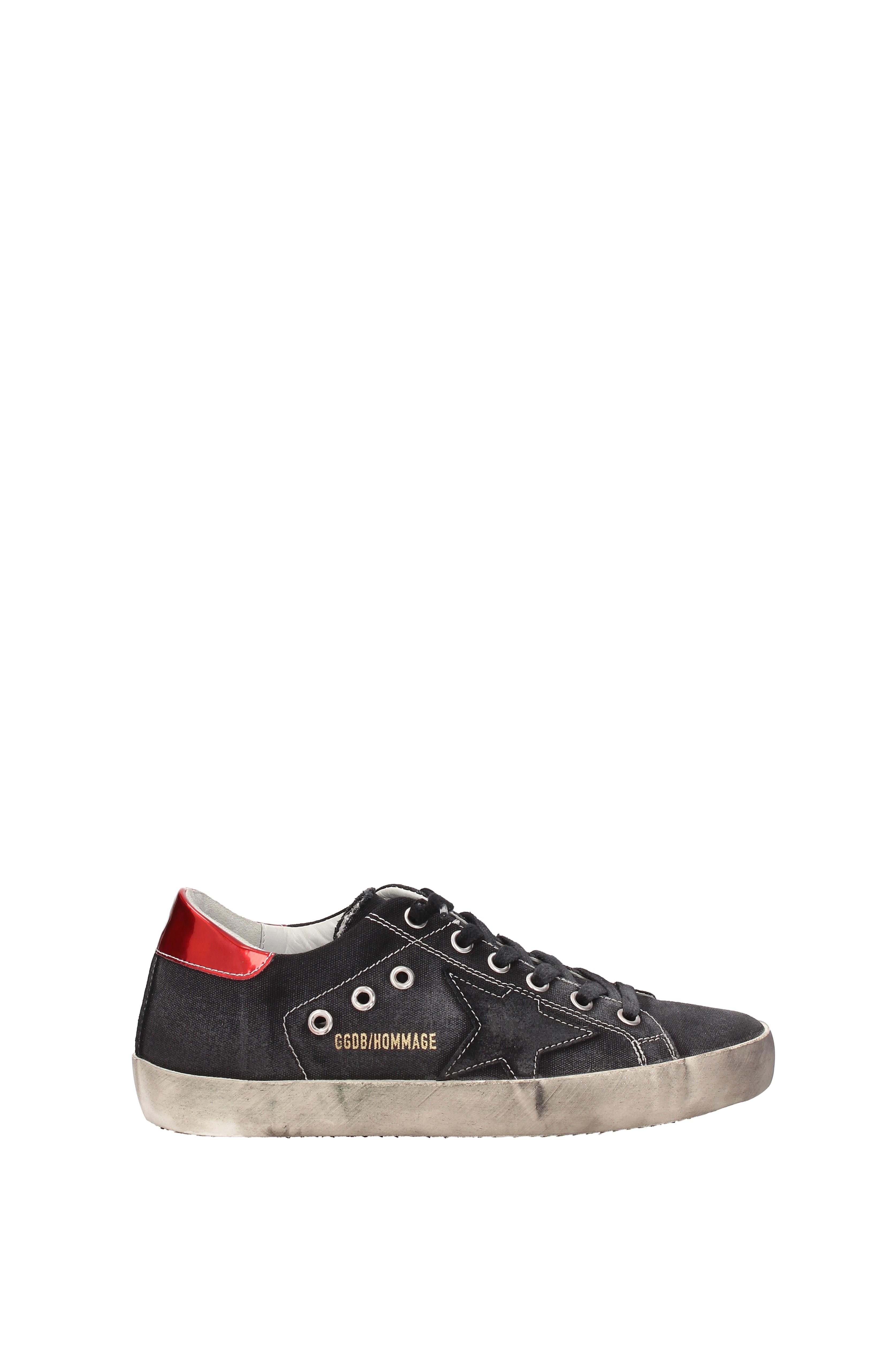 Sneakers Golden Donna Goose Donna Golden - Tessuto (DAVIDBOWIEG30WS590) 1c7ad8