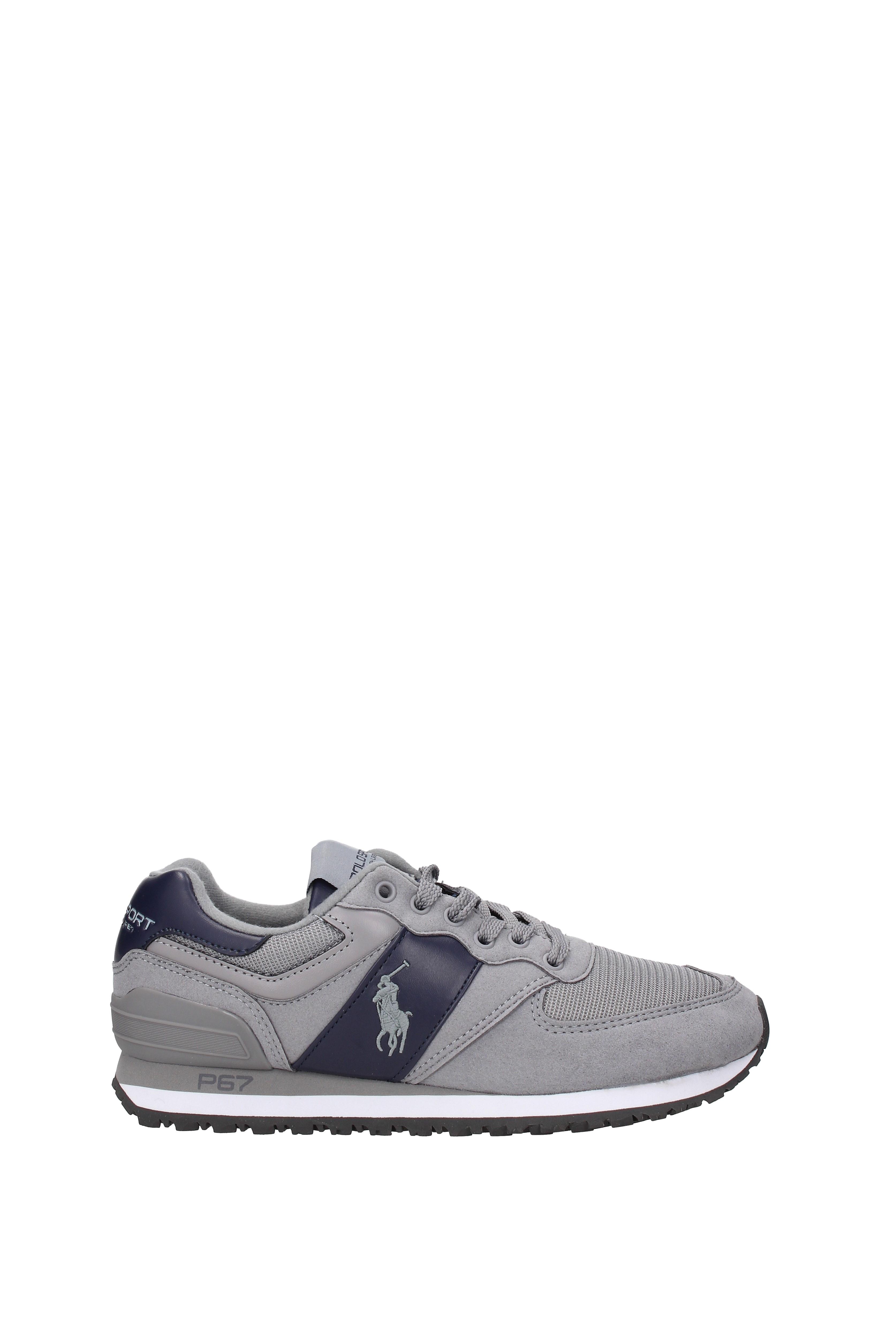 Sneakers Ralph Lauren Sport slaton (80958012) pony Uomo - Camoscio (80958012) slaton c7013c