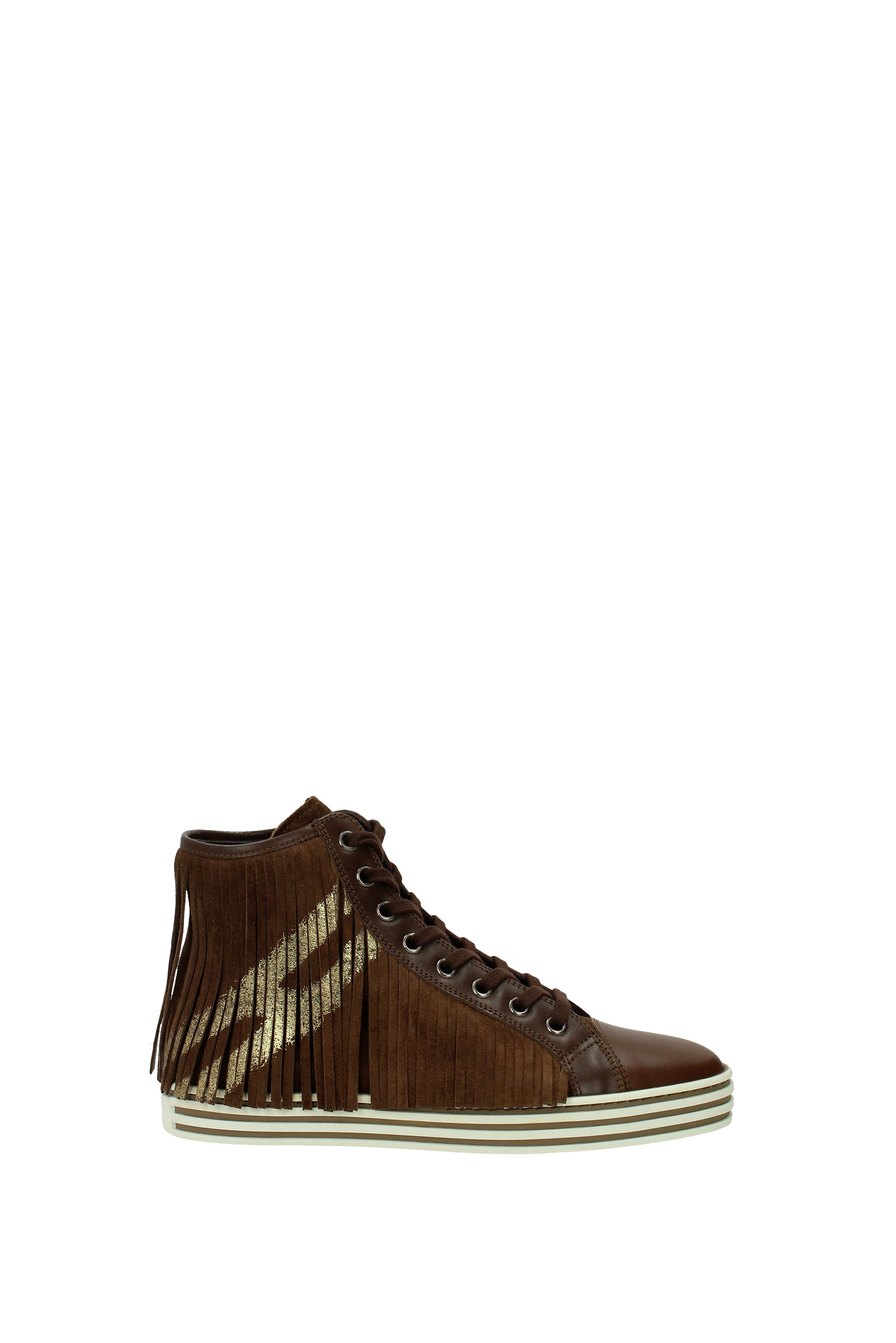 Sneakers Hogan Donna rebel Donna Hogan - Camoscio (HXW1410O3901ZBS) 997dbd