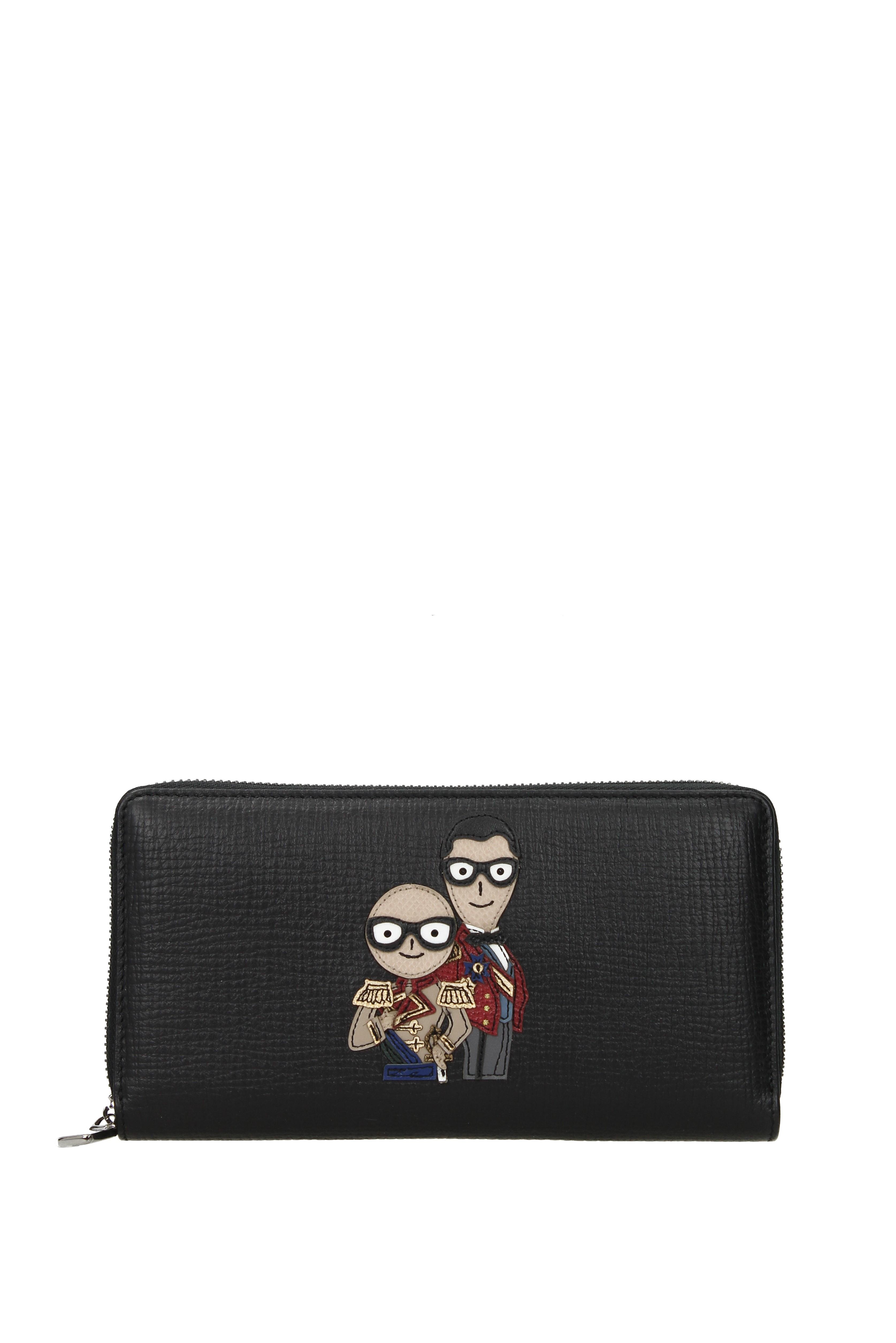 Portafogli Dolce&Gabbana Uomo - Pelle (BP1672AI477) (BP1672AI477) Pelle 46edb6