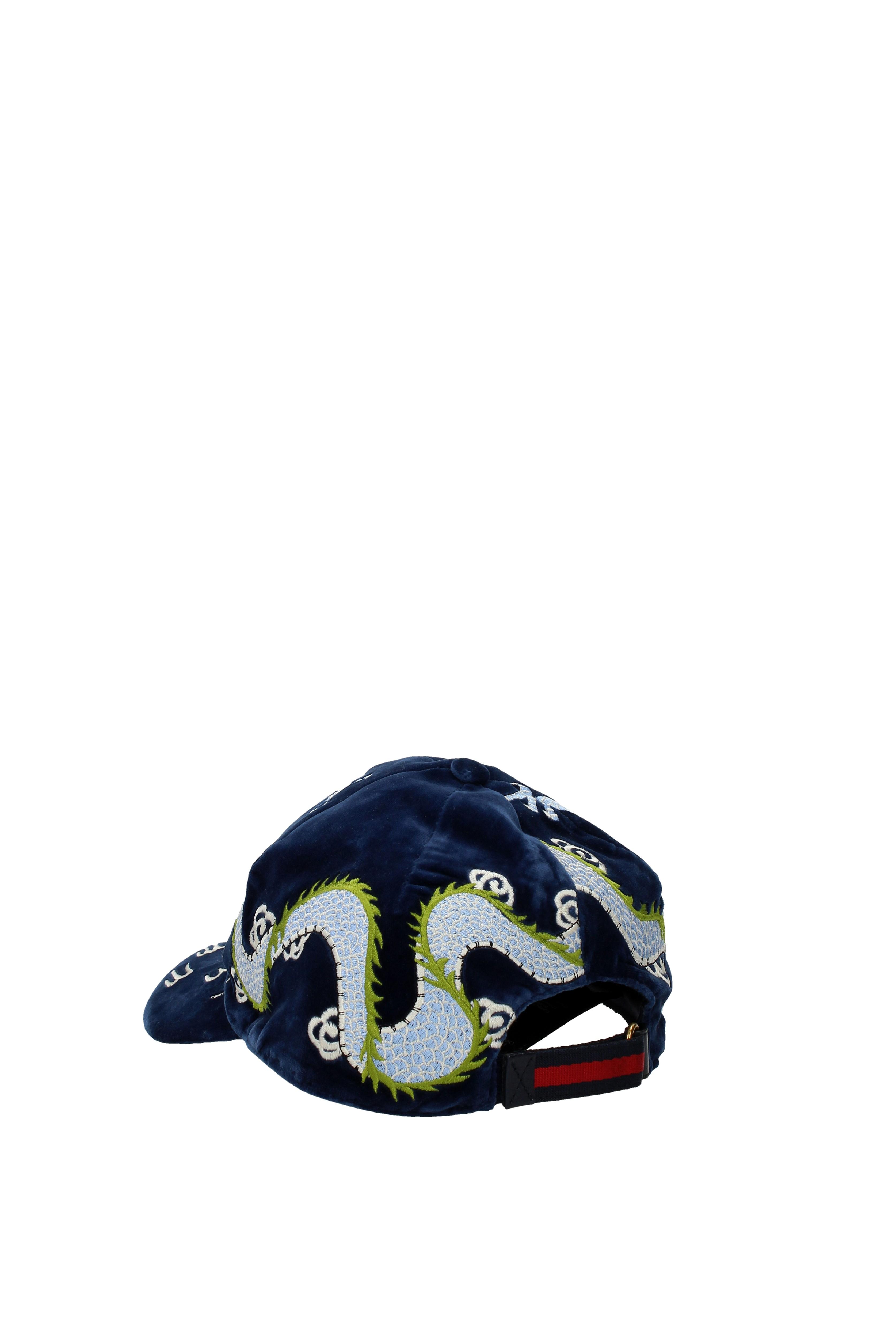 Cappelli Gucci Uomo - Cotone (4789484HB89)  8adc73aa539a