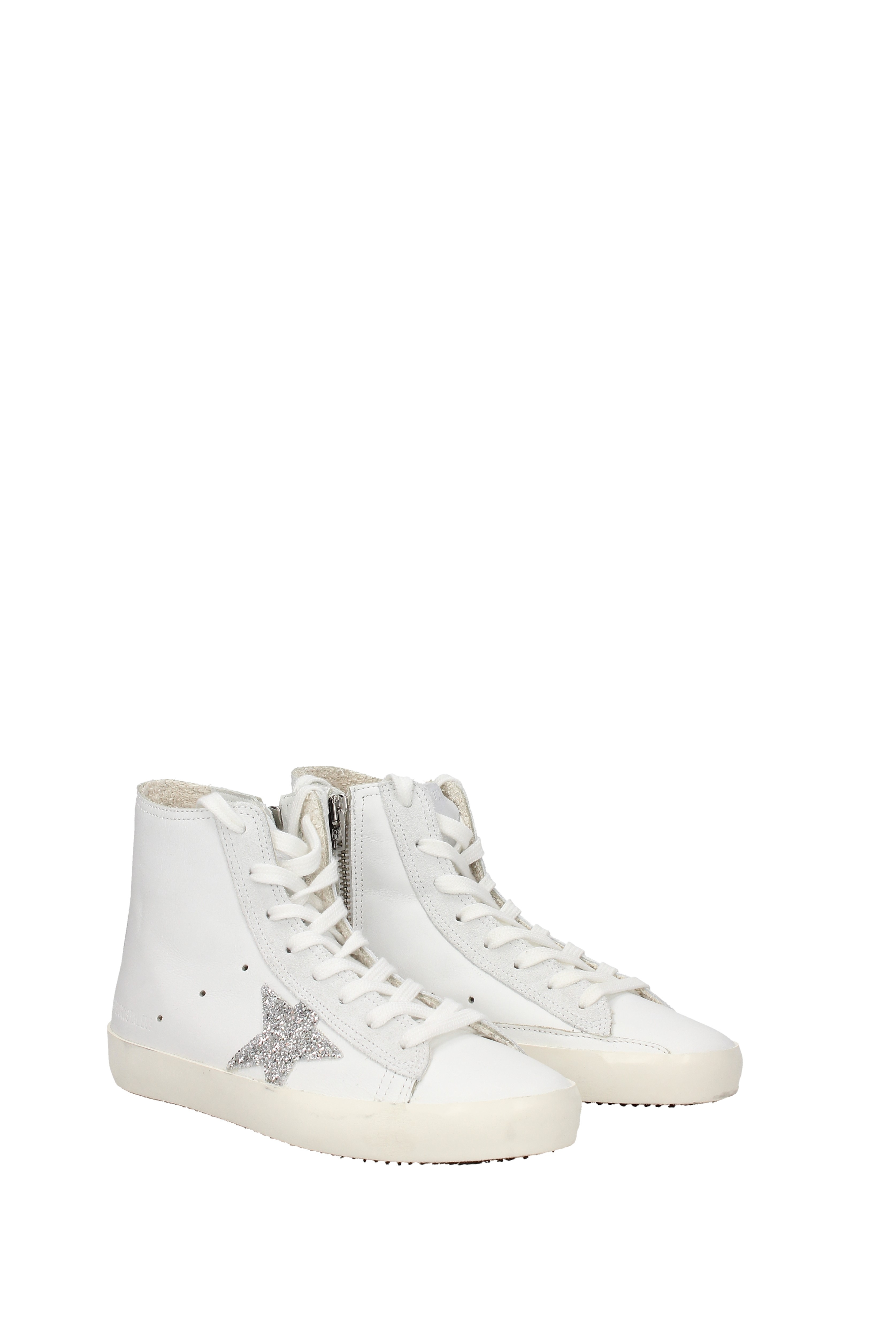 Sneakers-Golden-Goose-FRANCY-CRYSTAL-EDITION-Donna-Pelle-G30WS591