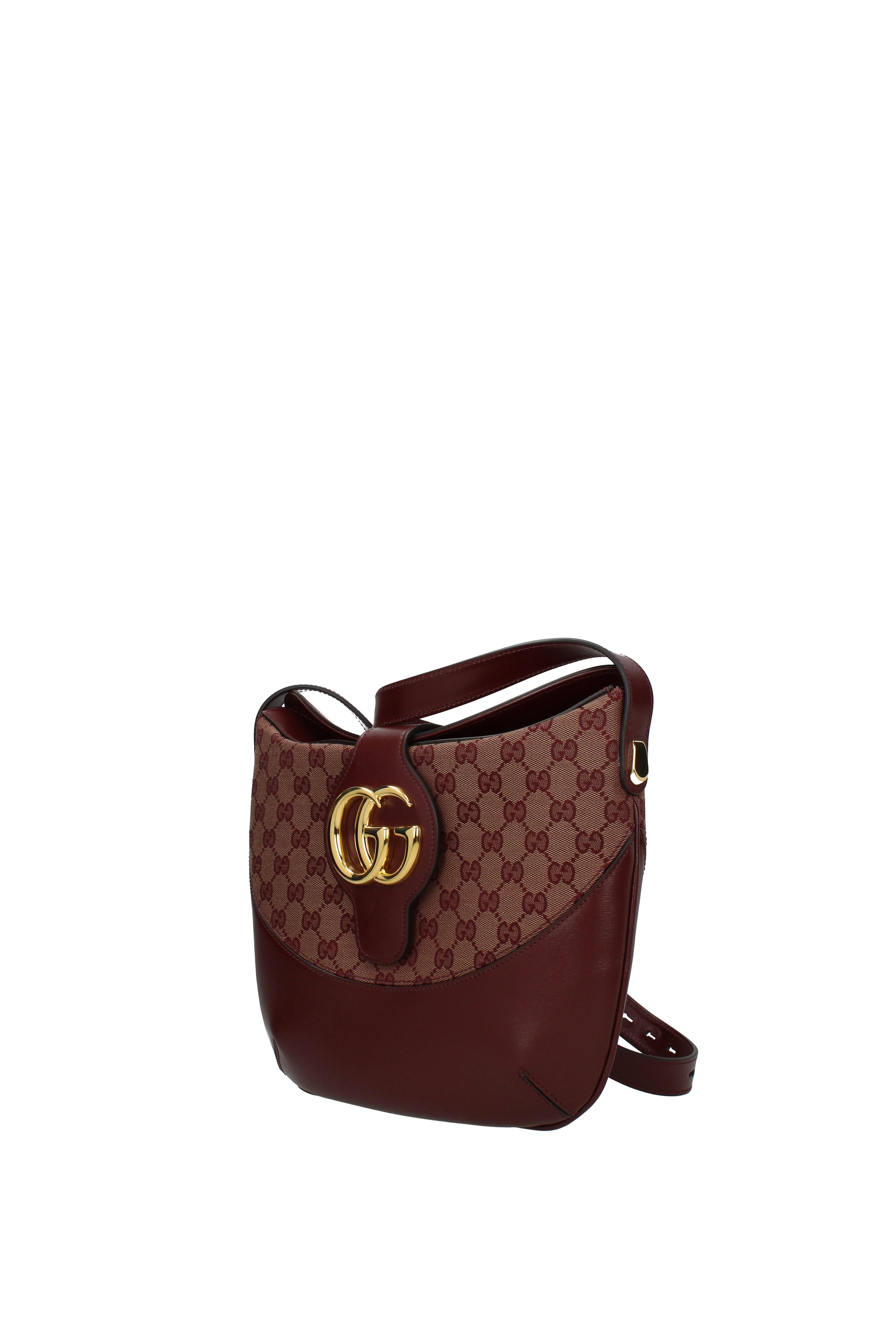 miglior servizio 41df8 df69e Dettagli su Borse a Tracolla Gucci Donna - Tessuto (5688579Y9XG)